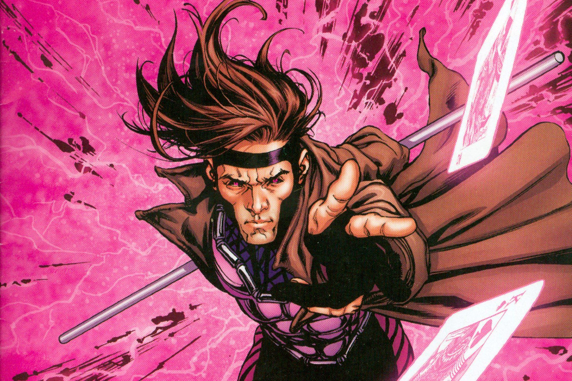 X-Men Origins Comic: Gambit (2009)