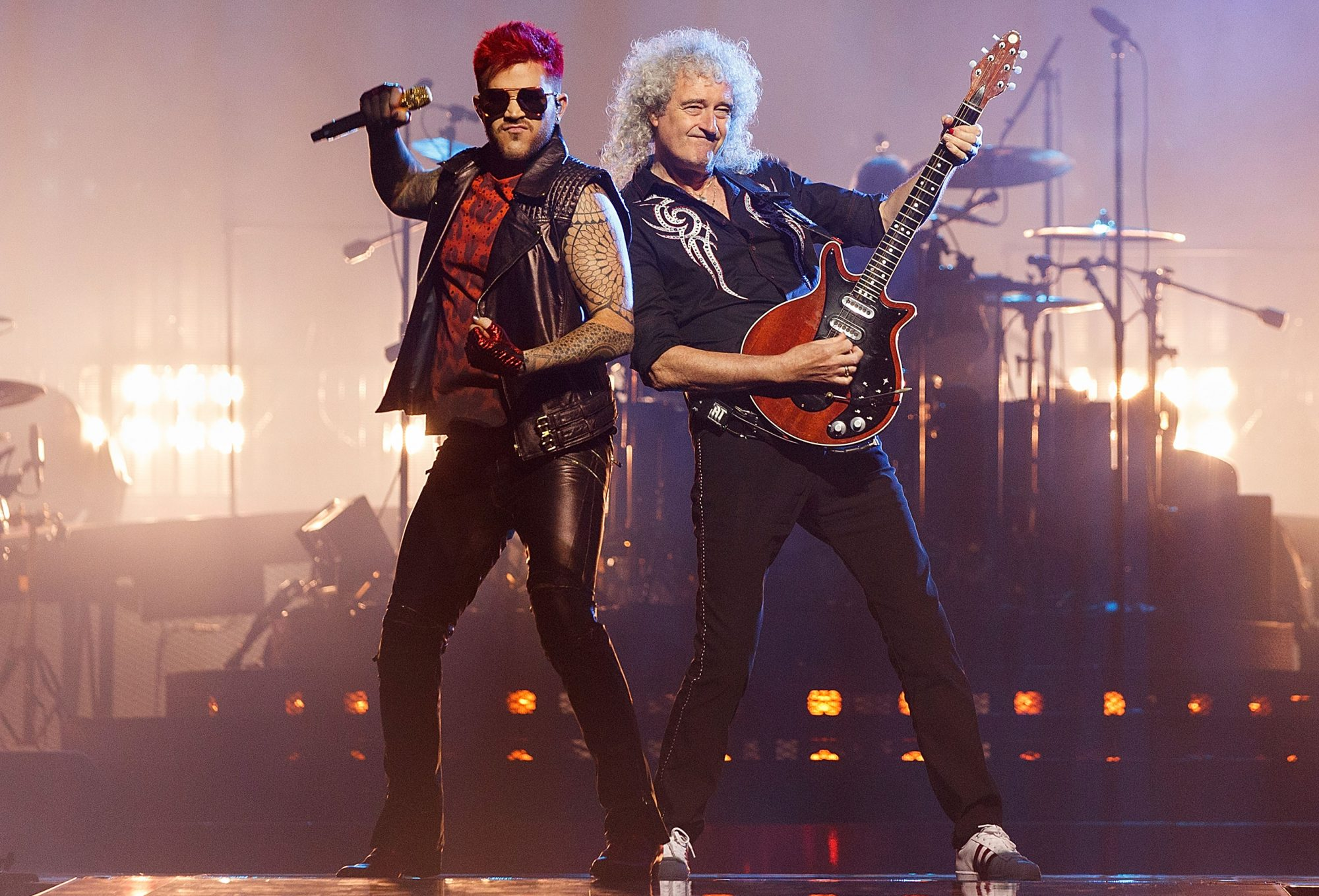 Queen + Adam Lambert Perform At Pepsi Live At Rogers Arena