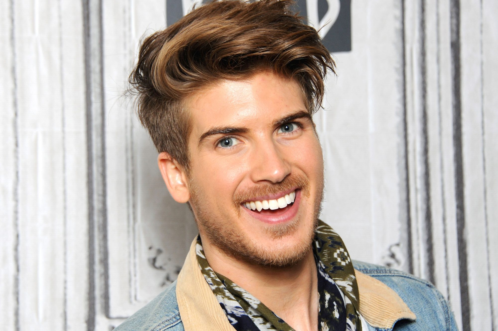 "Build Presents Joey Graceffa Discussing His Hosting Role In The YouTube Red Surreality Competition Series, ""Escape The Night"""