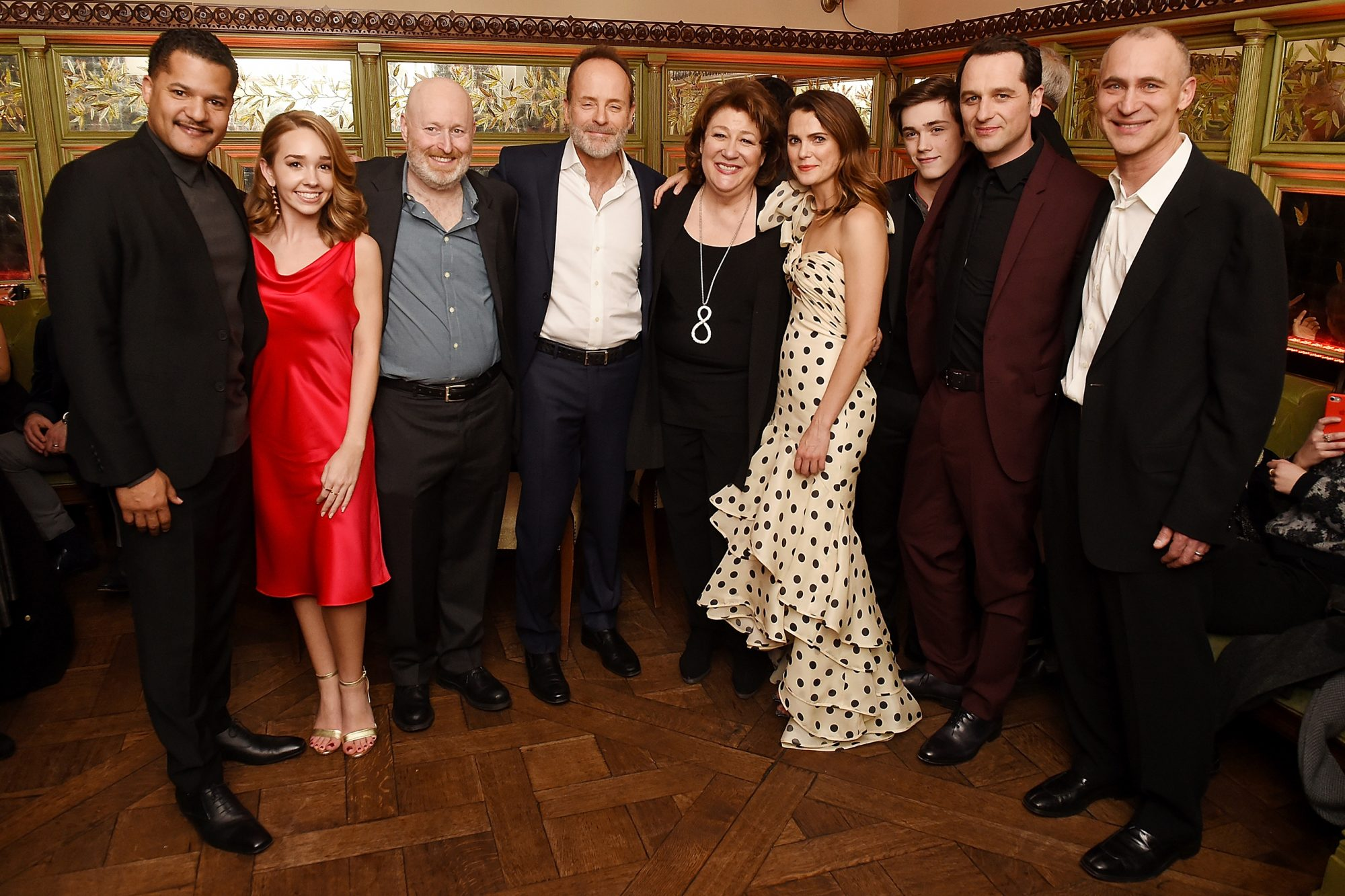 """The Americans"" Season 6 Premiere - After Party"