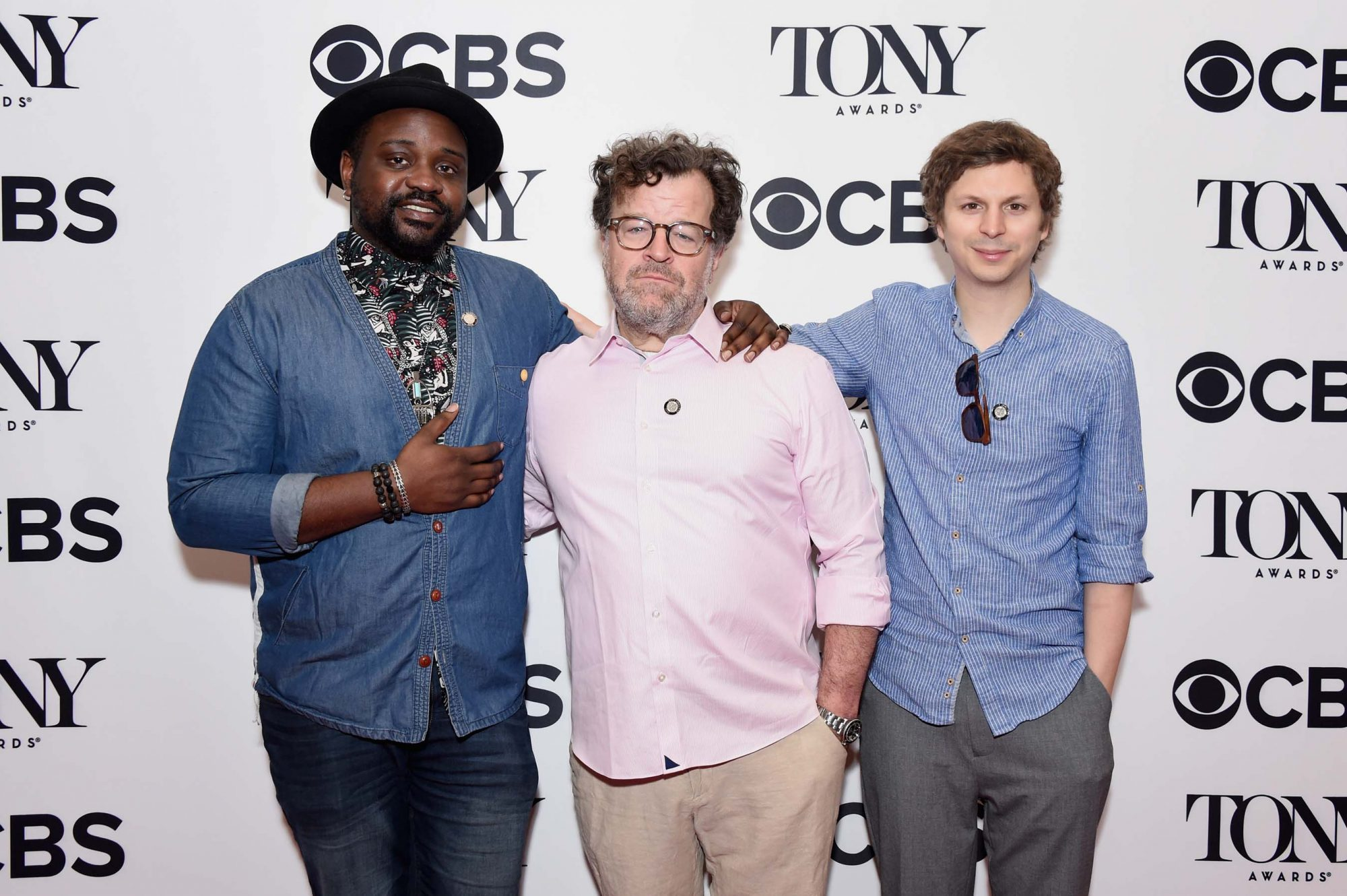 Brian Tyree Henry, Kenneth Lonergan, and Michael Cera (Lobby Hero)