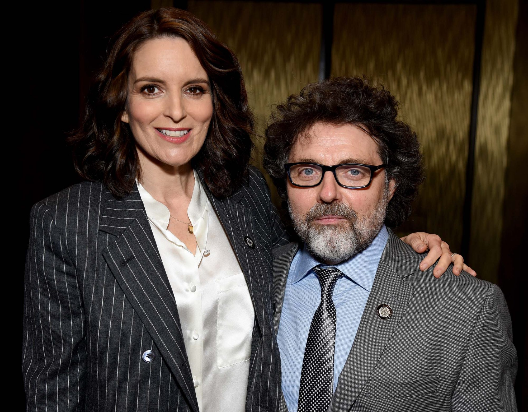 Tina Fey and Jeff Richmond (Mean Girls)