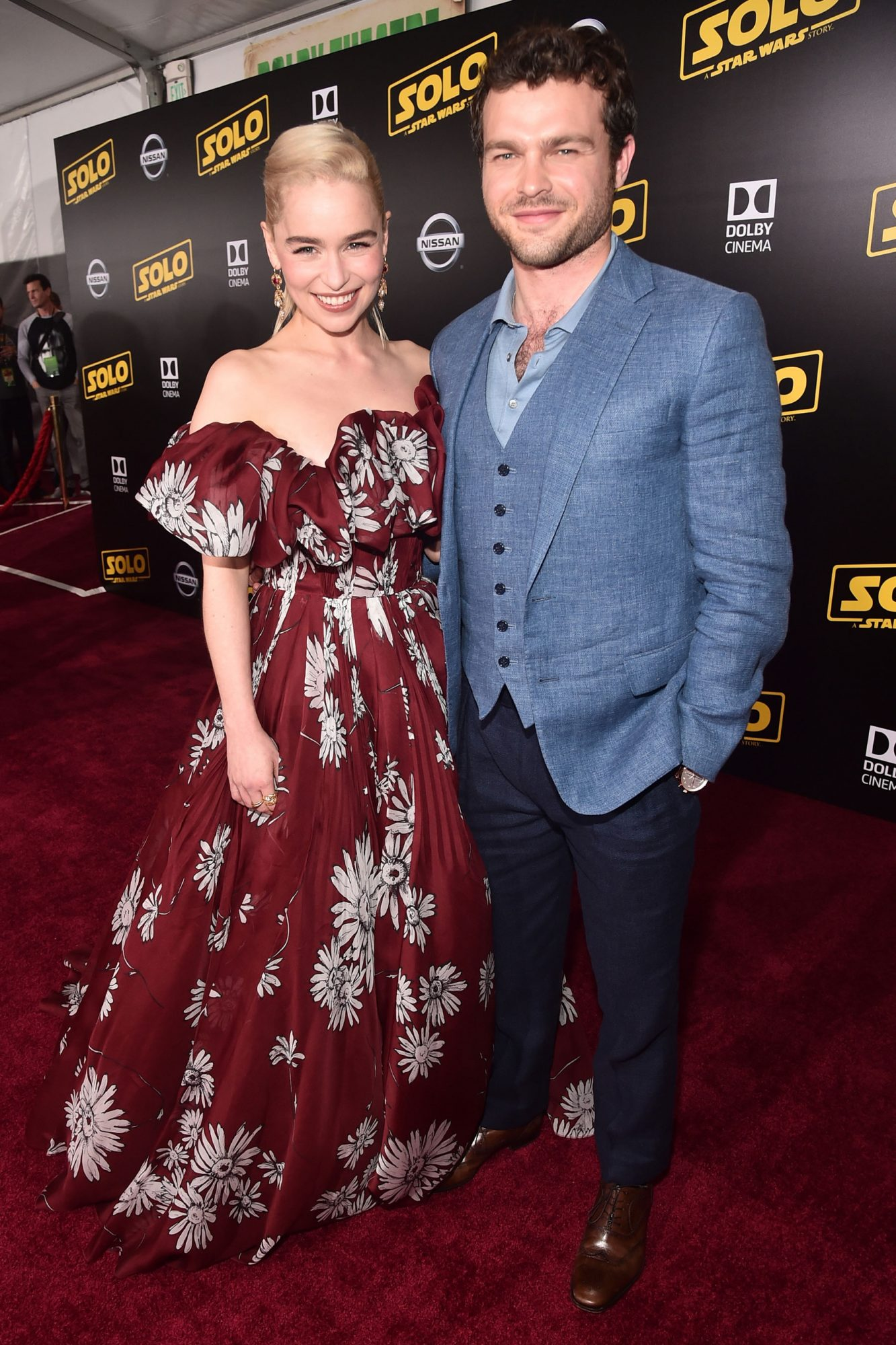 "Stars And Filmmakers Attend The World Premiere Of ""SOLO: A Star Wars Story"" In Hollywood"