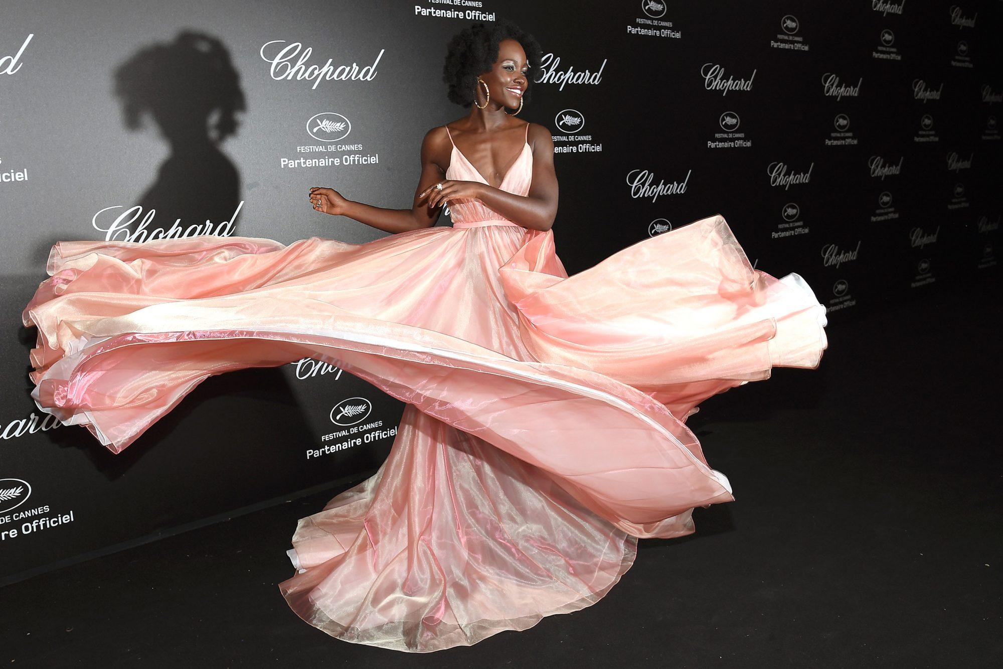 Chopard Secret Night - Arrivals - The 71st Annual Cannes Film Festival
