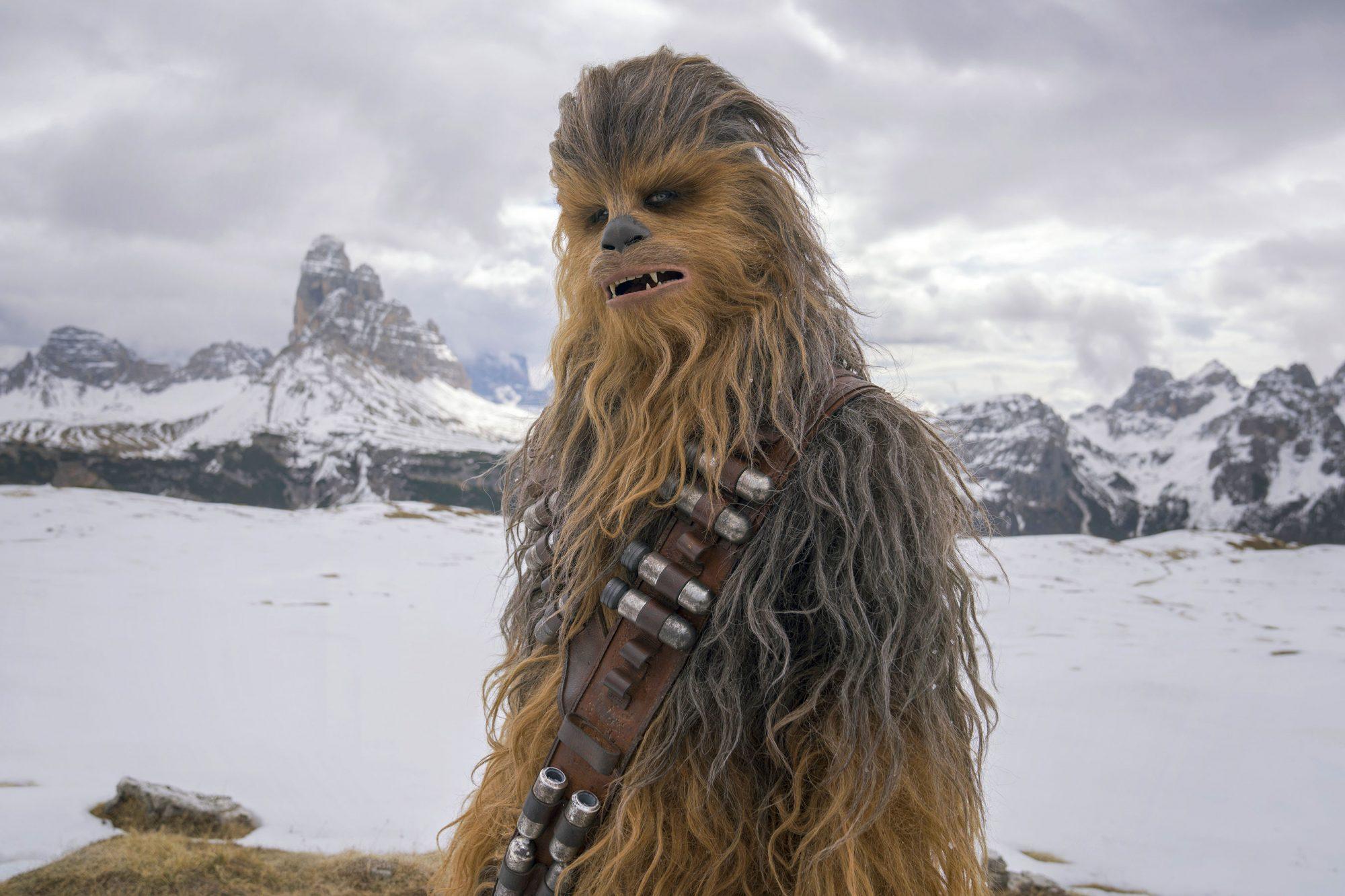 Wookiees' greatest fear