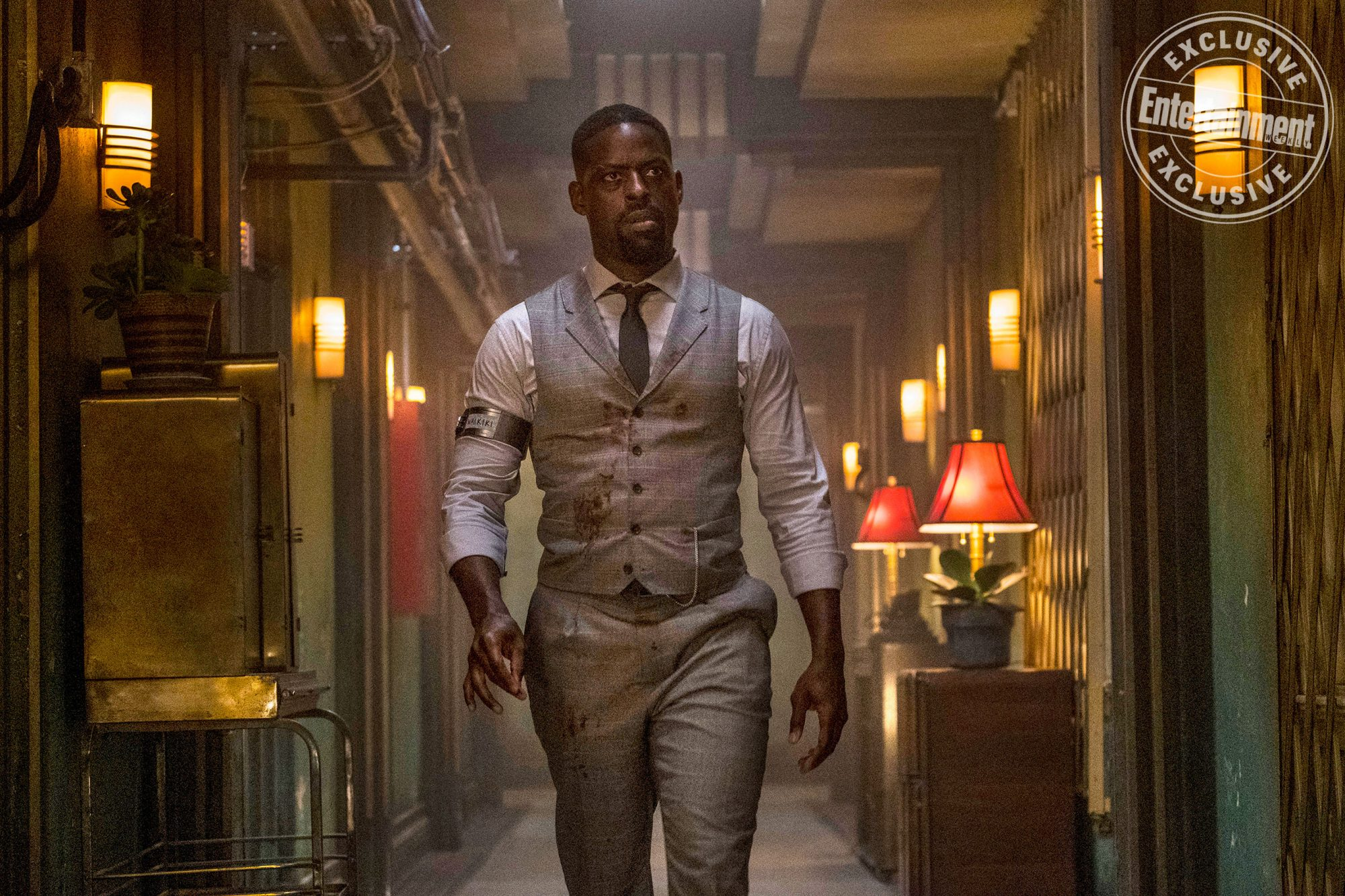 Hotel ArtemisSterling K. Brown