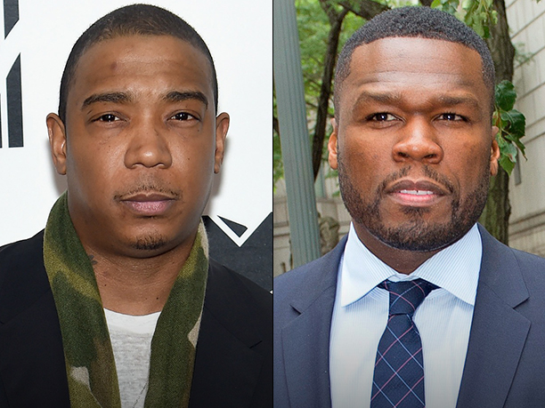 Ja Rule and 50 Cent