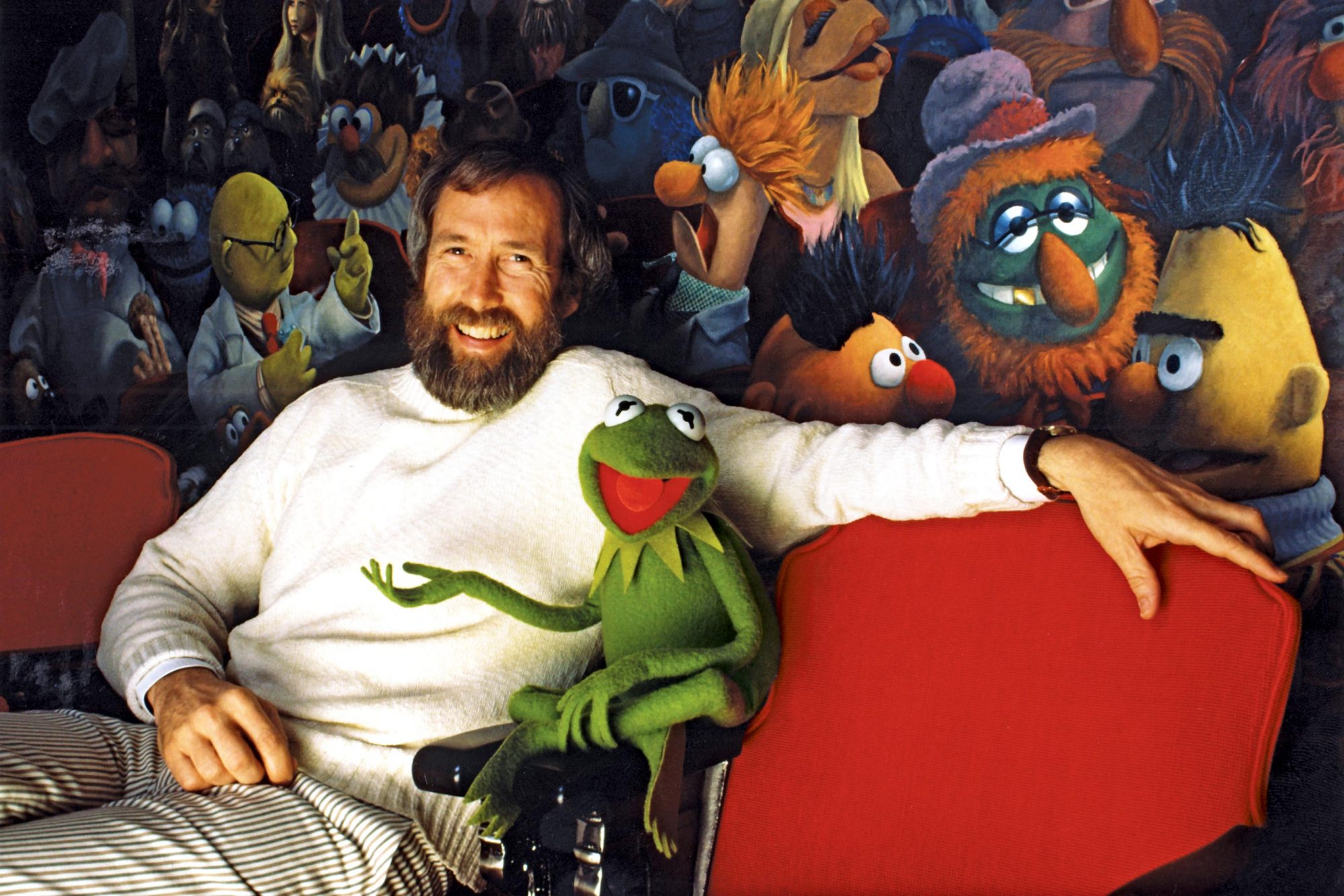 Henson and his characters
