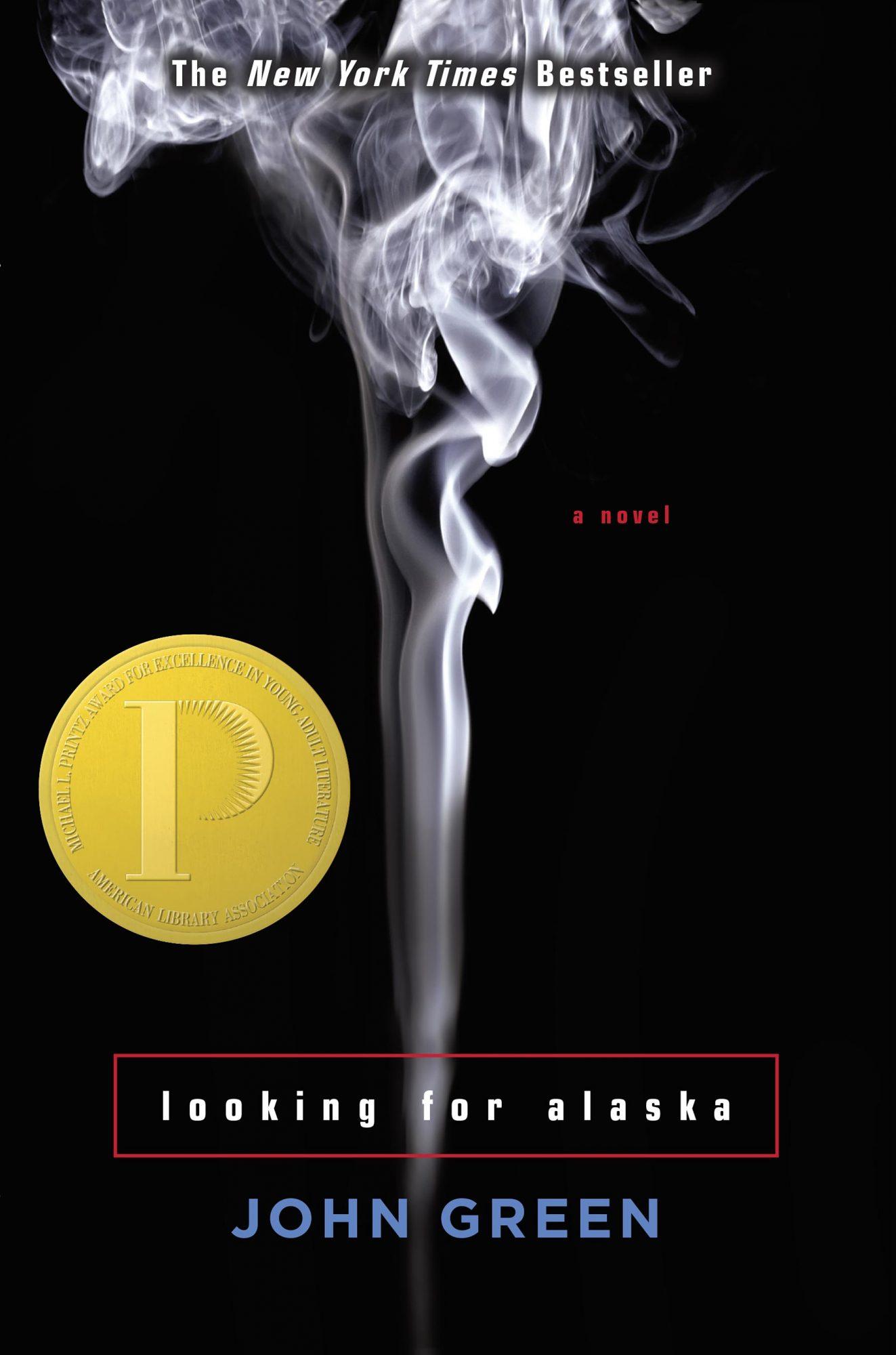 Looking for Alaska by John Green CR: Penguin