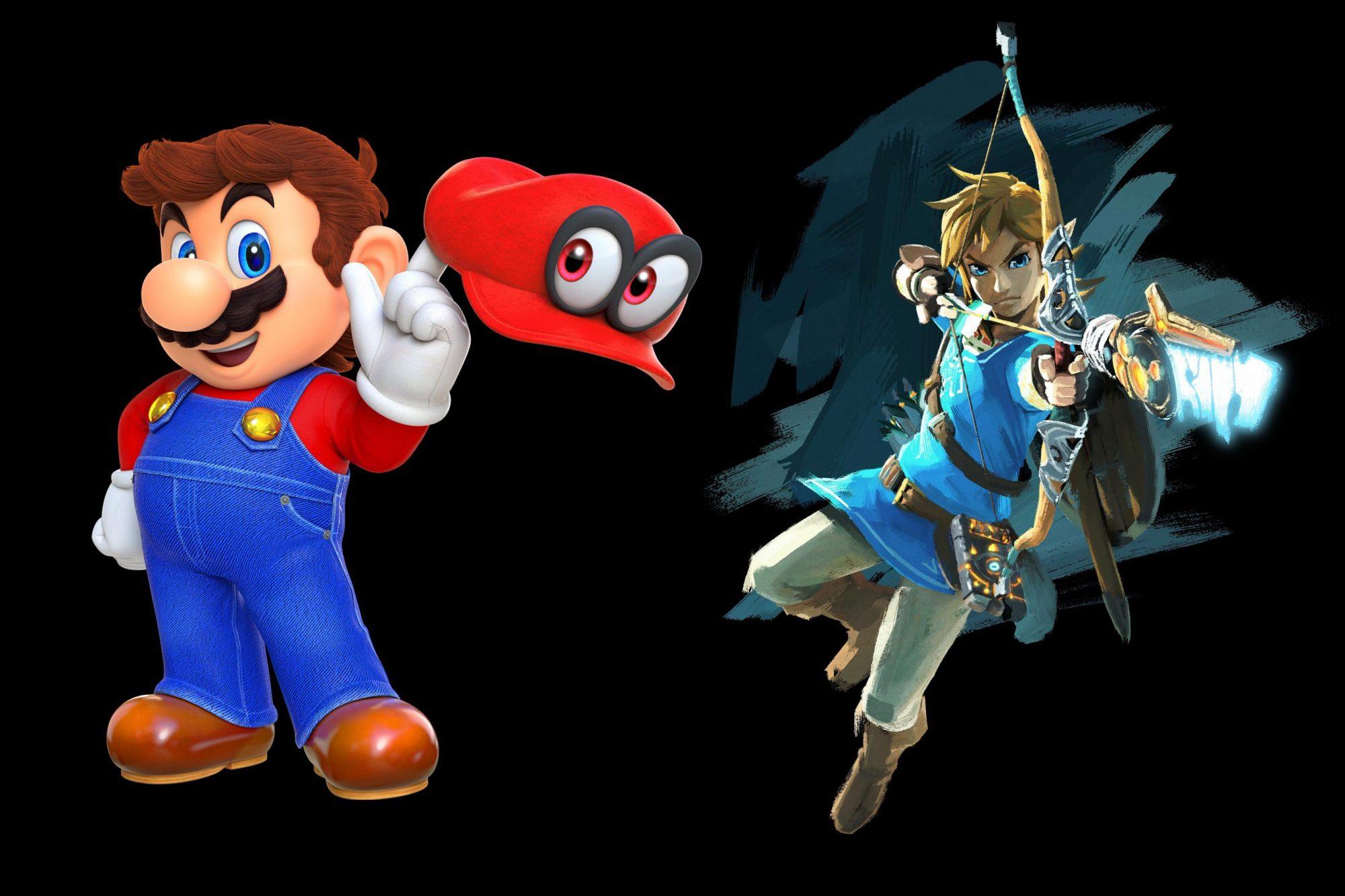 Mario-Zelda