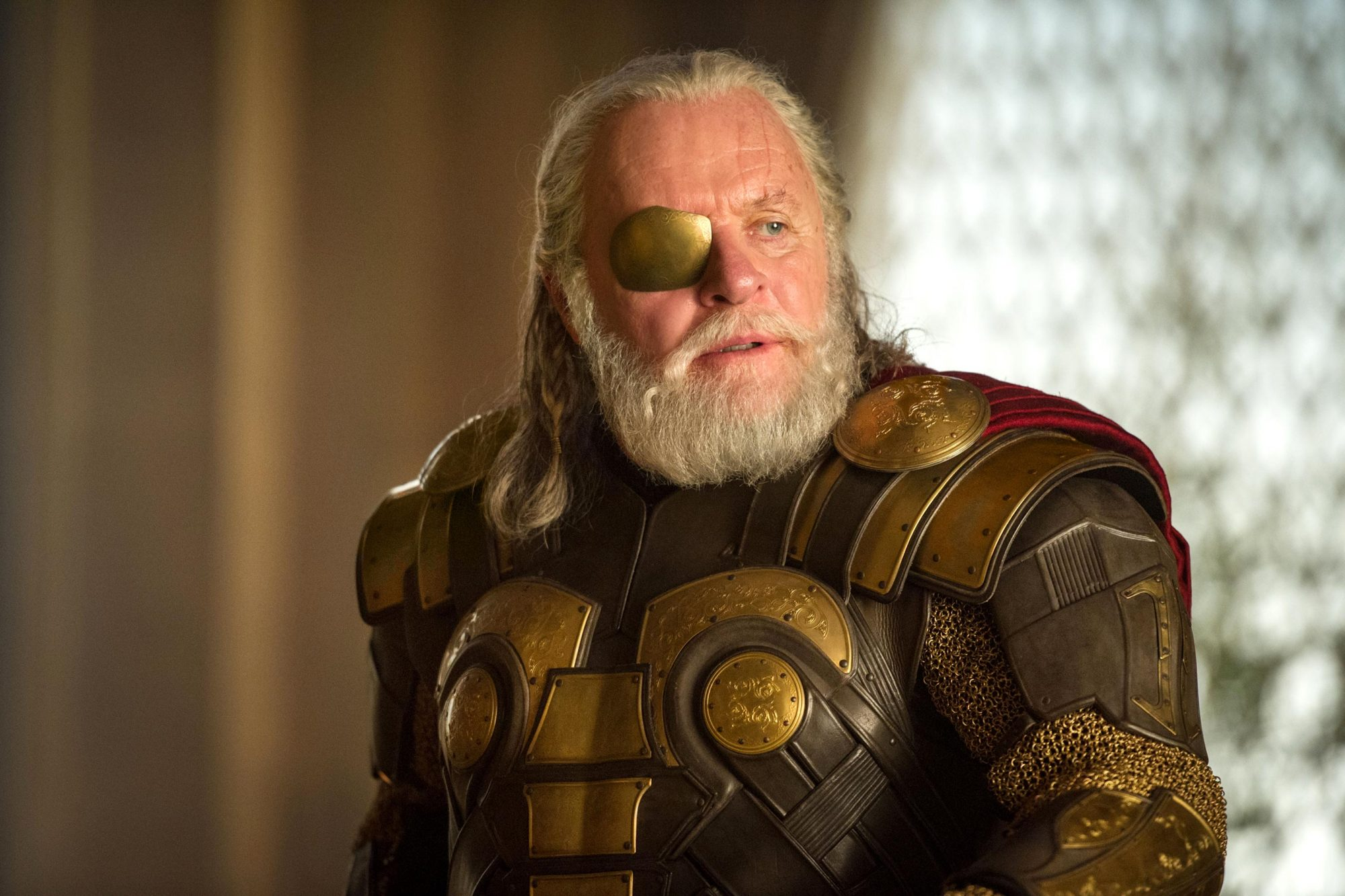 THOR: THE DARK WORLD, Anthony Hopkins, 2013. ph: Jay Maidment/©Walt Disney Studios/courtesy Everett