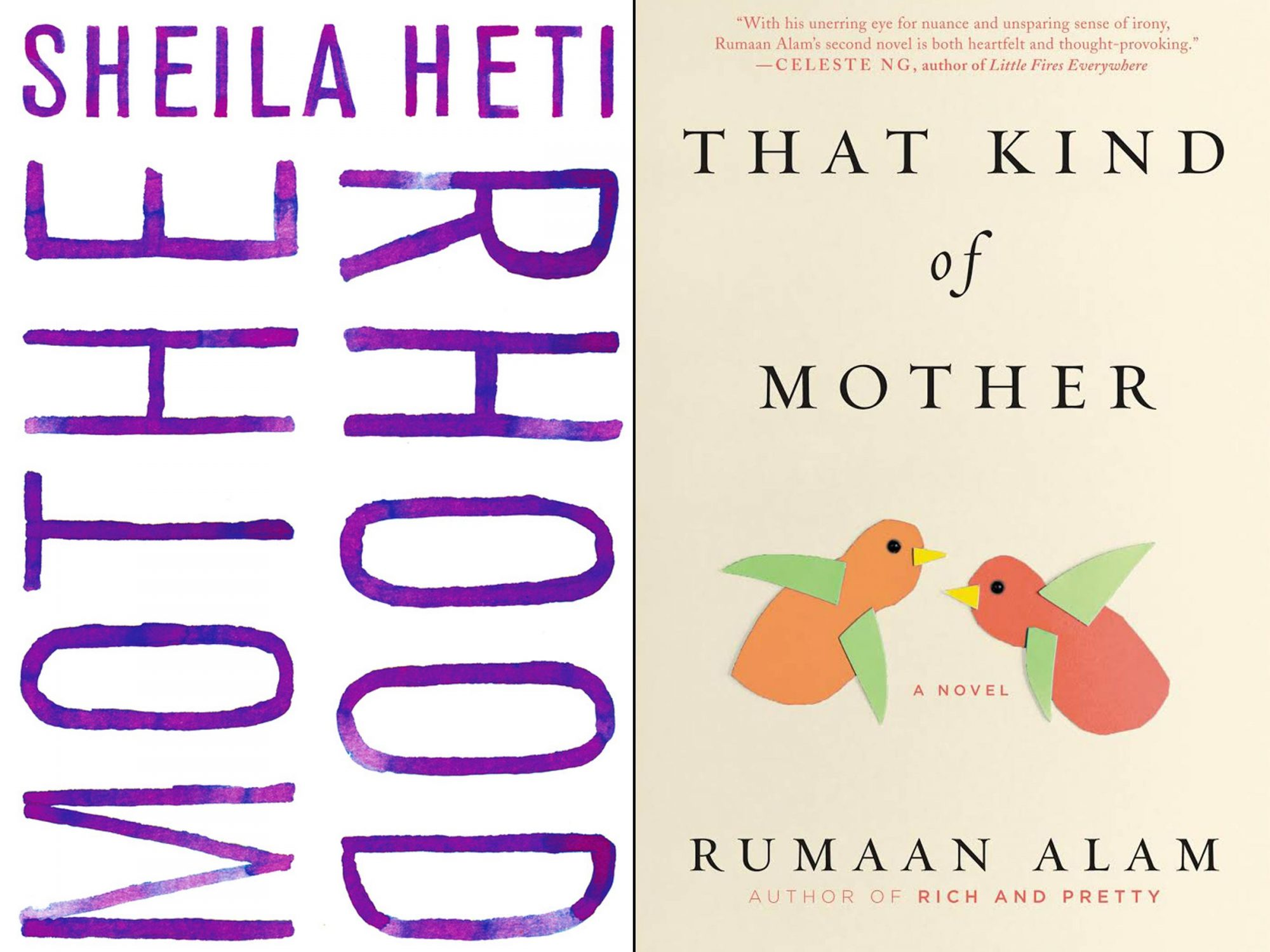 Motherhood'-and-'That-Kind-of-Mother