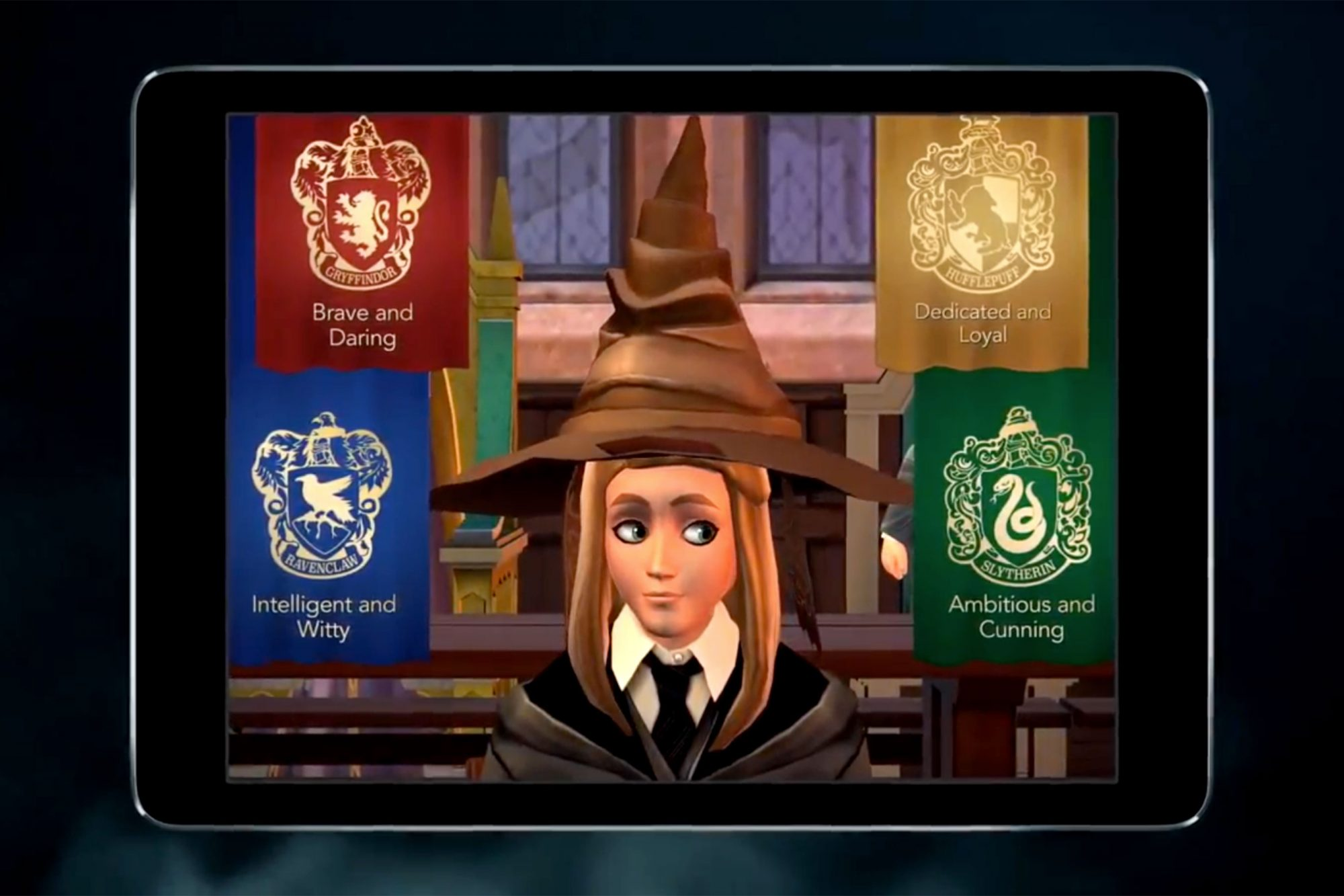GAME: Harry Potter: Hogwarts Mystery