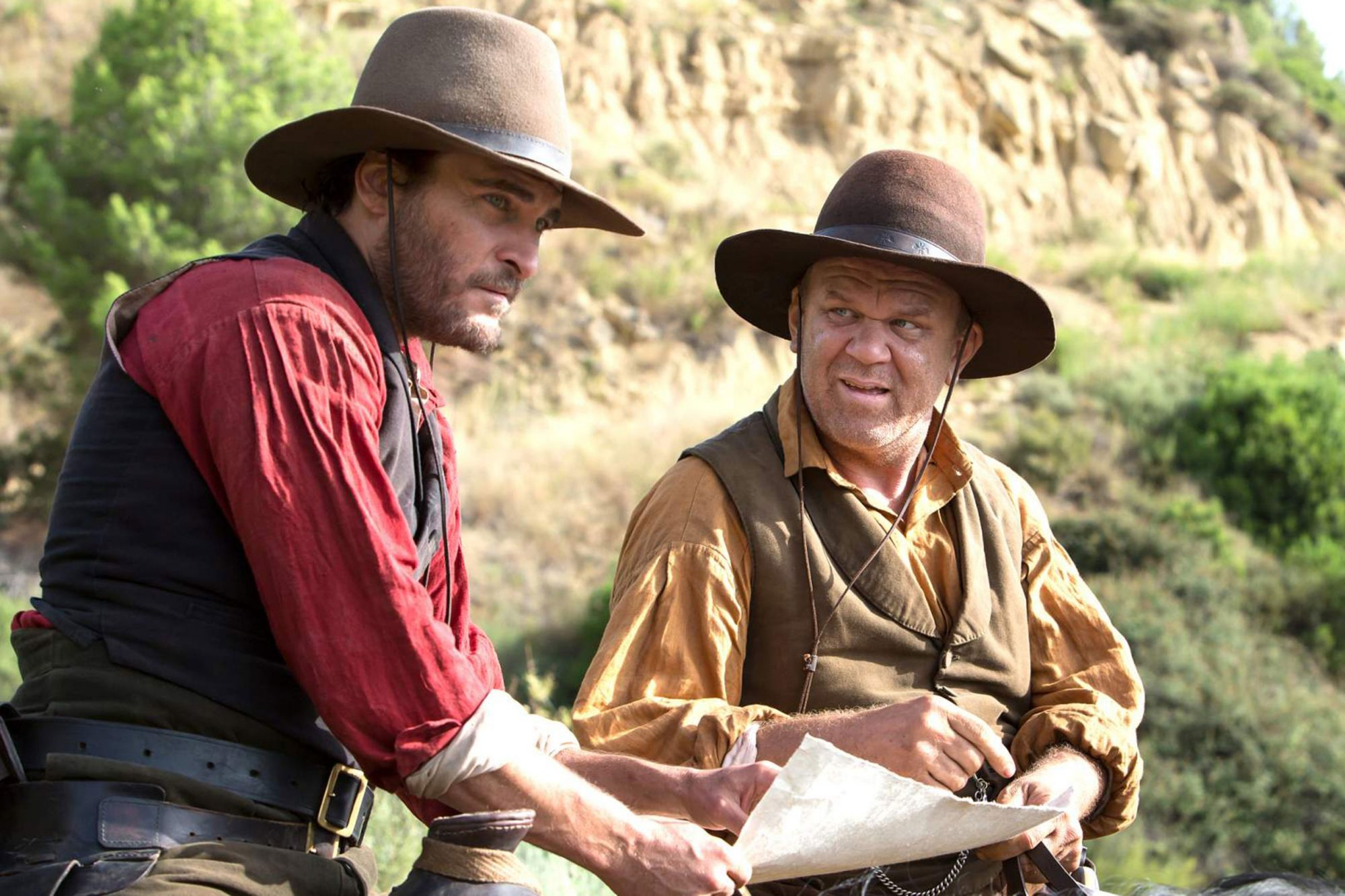 The Sisters Brothers (dir. Jacques Audiard)