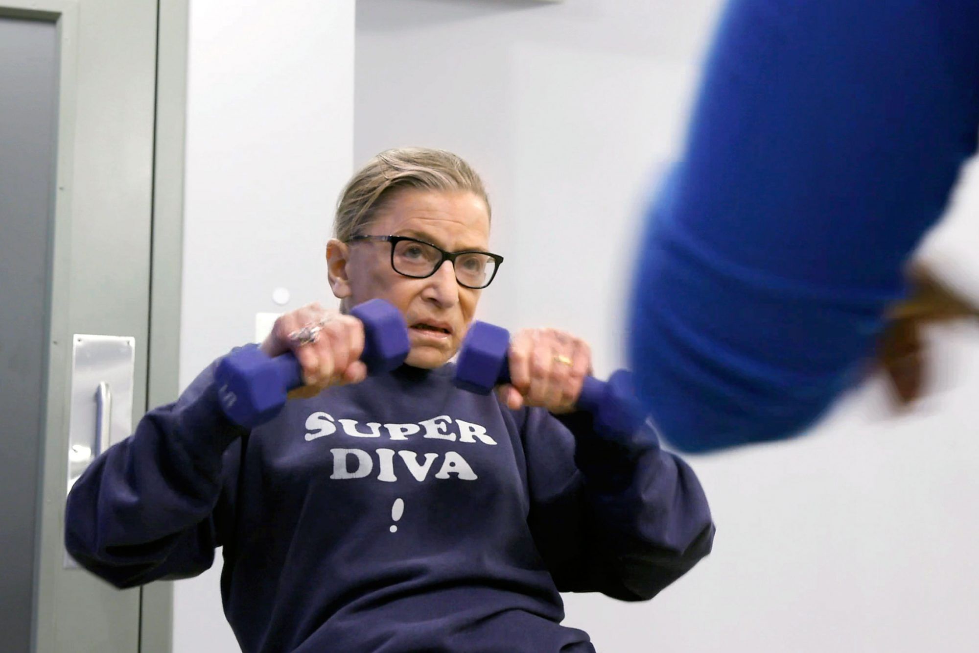 DOCUMENTARY: RBG