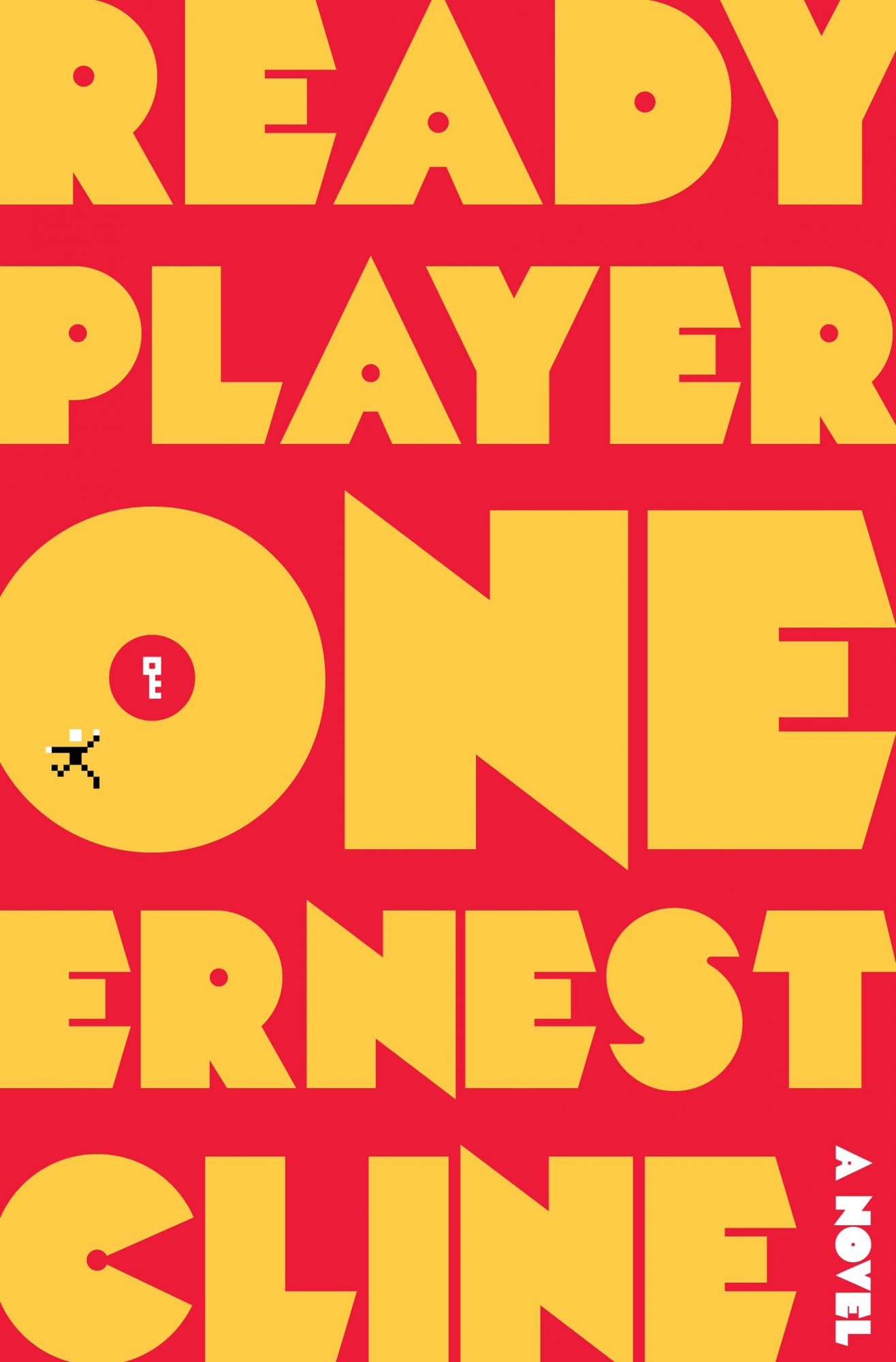 Ready Player Oneby Ernest Cline