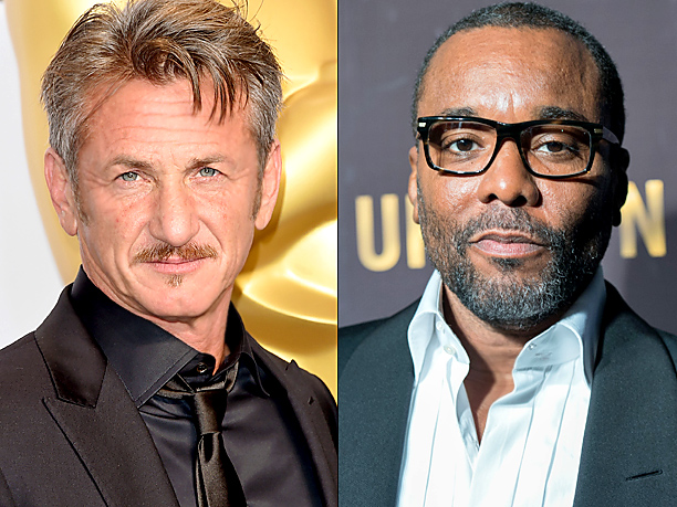 Sean Penn vs. Lee Daniels