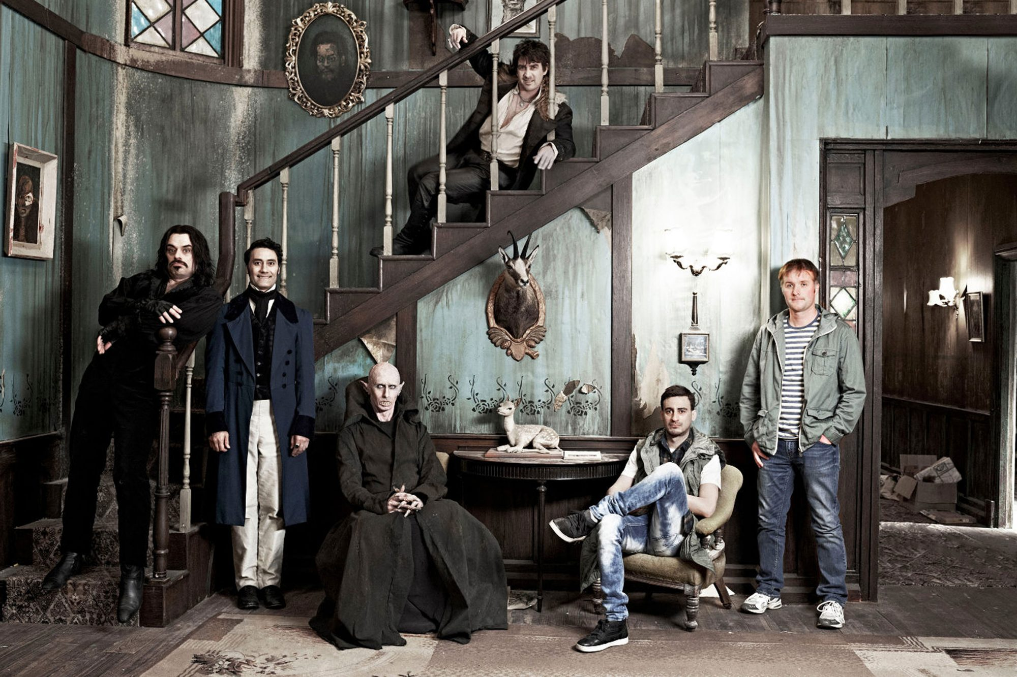 'What We Do In The Shadows' Film - 2014