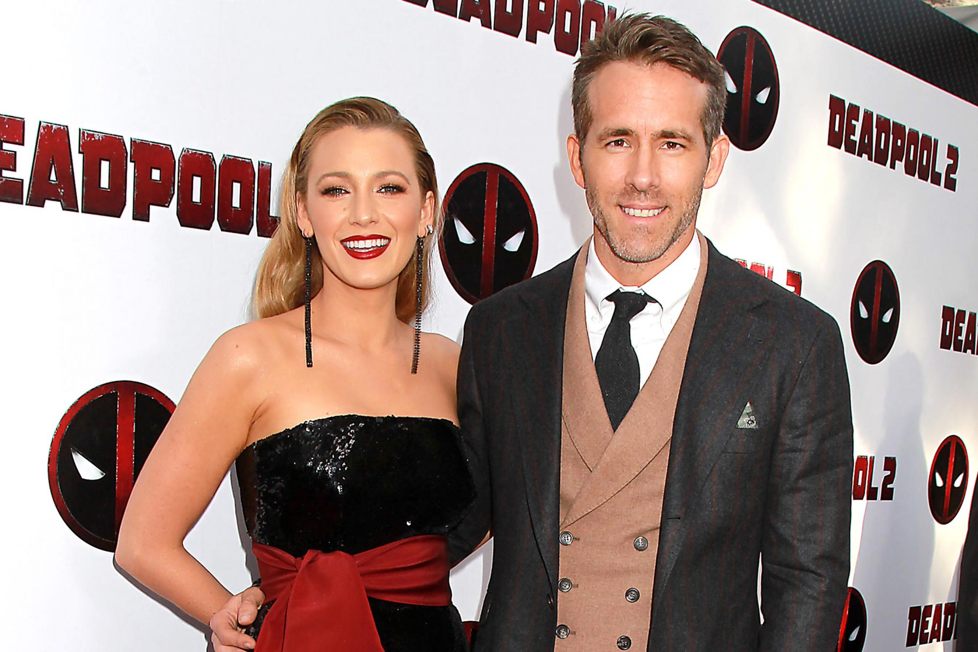 Twentieth Century Fox Presents a Special Screening of 'Deadpool 2', New York, USA - 14 May 2018