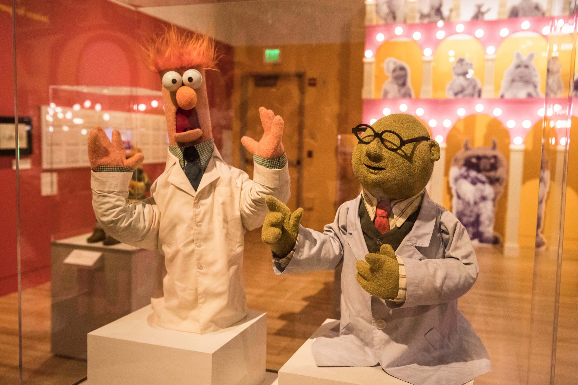 Skirball Cultural Center - The Jim Henson Exhibition - May 30, 2