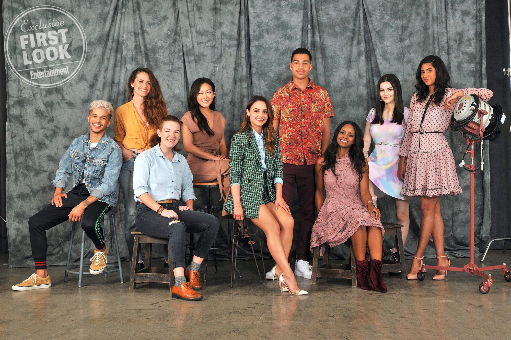 She-Ra cast group photo