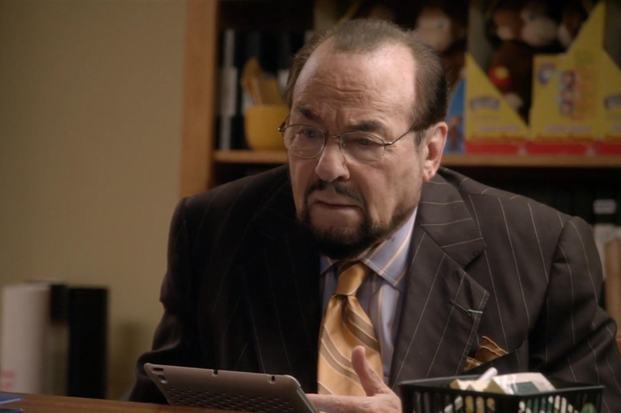 James Lipton as Stefan Gentles in Arrested Development