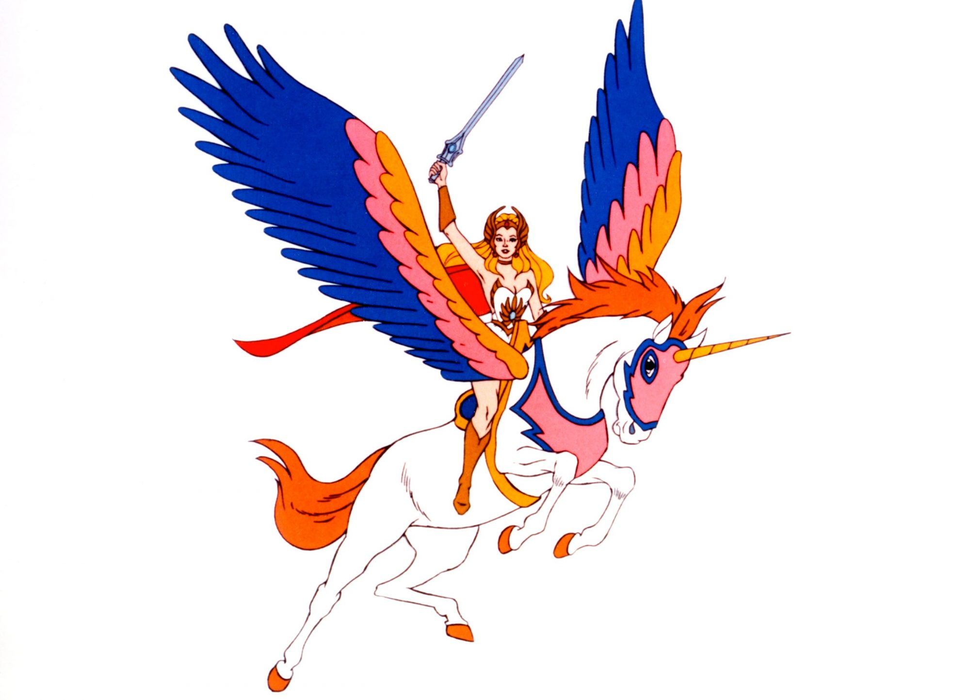 SHE-RA: PRINCESS OF POWER, 1985