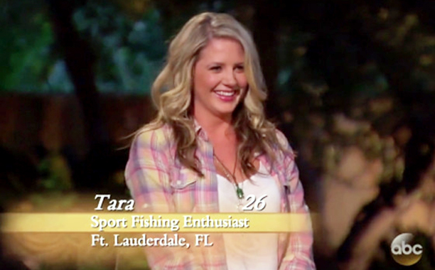 """Sport Fishing Enthusiast,"" Tara Eddings on Season 19 of The Bachelor"
