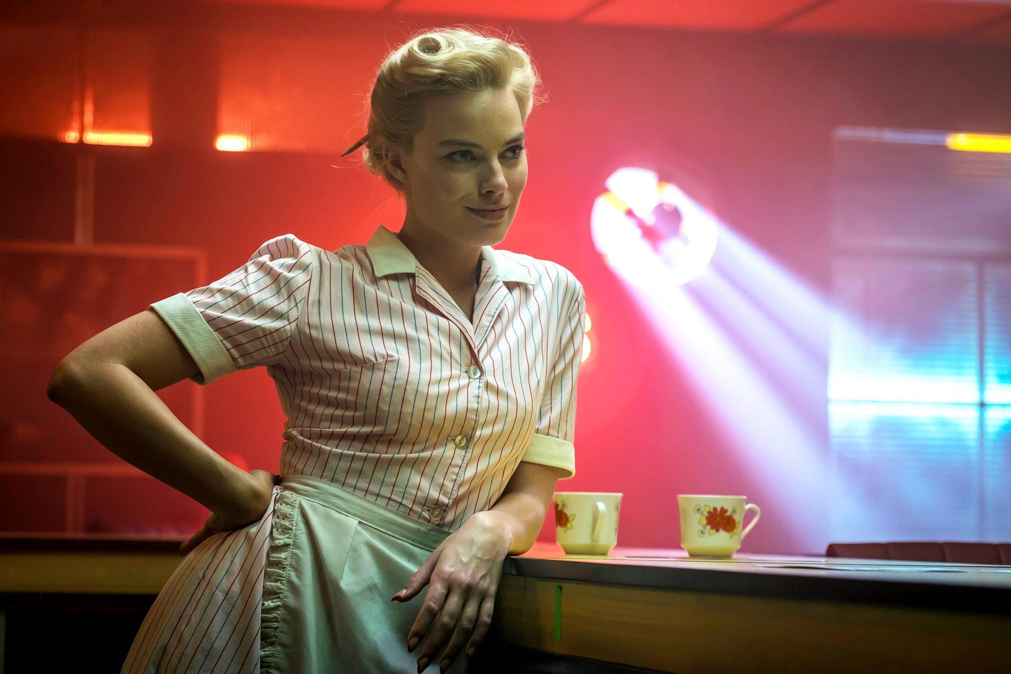 TerminalMargot Robbie as Annie CR: RLJE Films