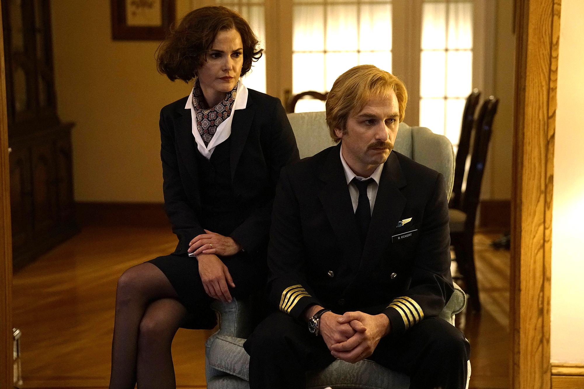"""The Americans"" (Season 5) TV Series - 2017"