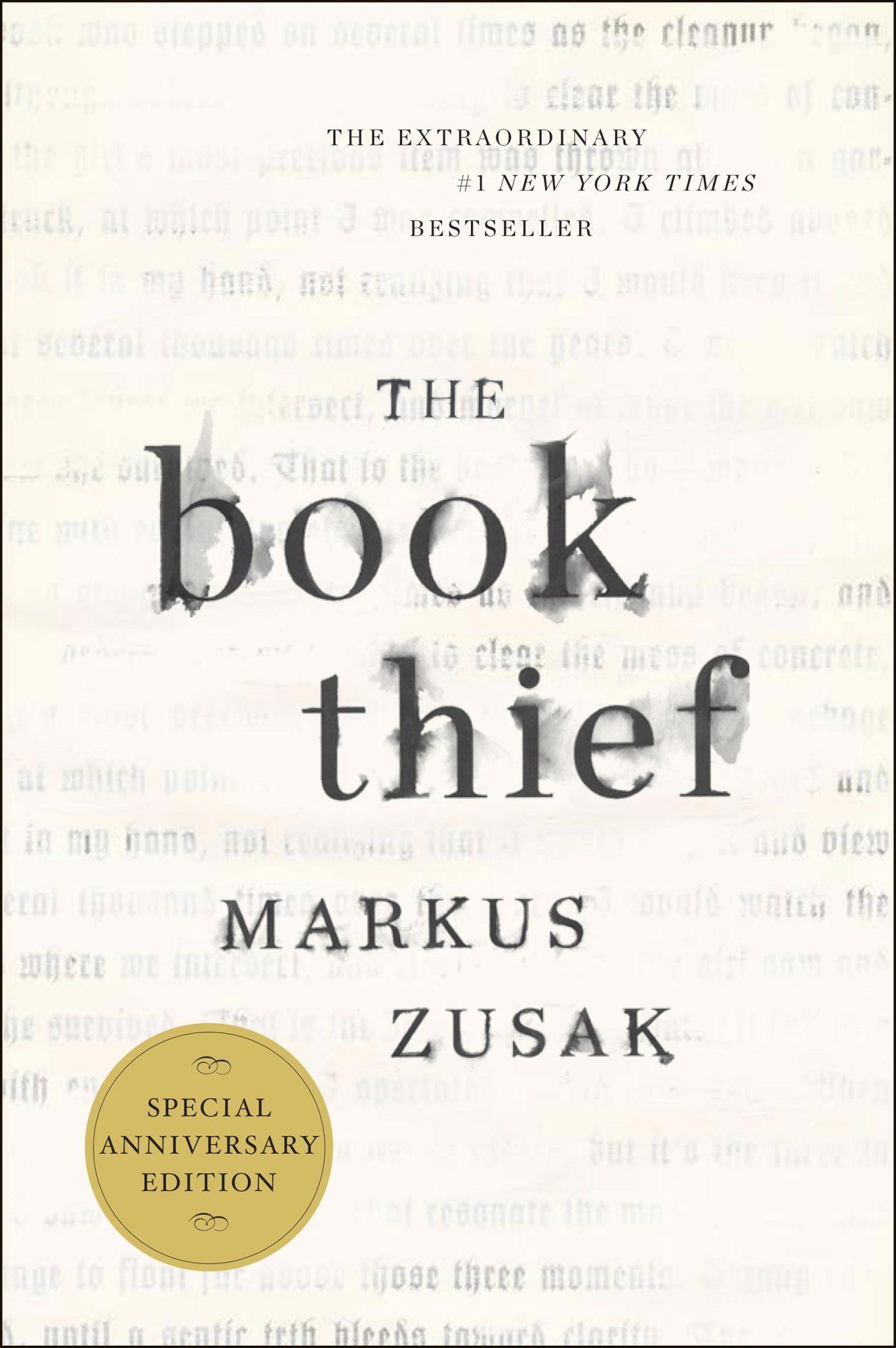 The Book Thief - Special Anniversary Edition (3/8/15)by Markus Zusak