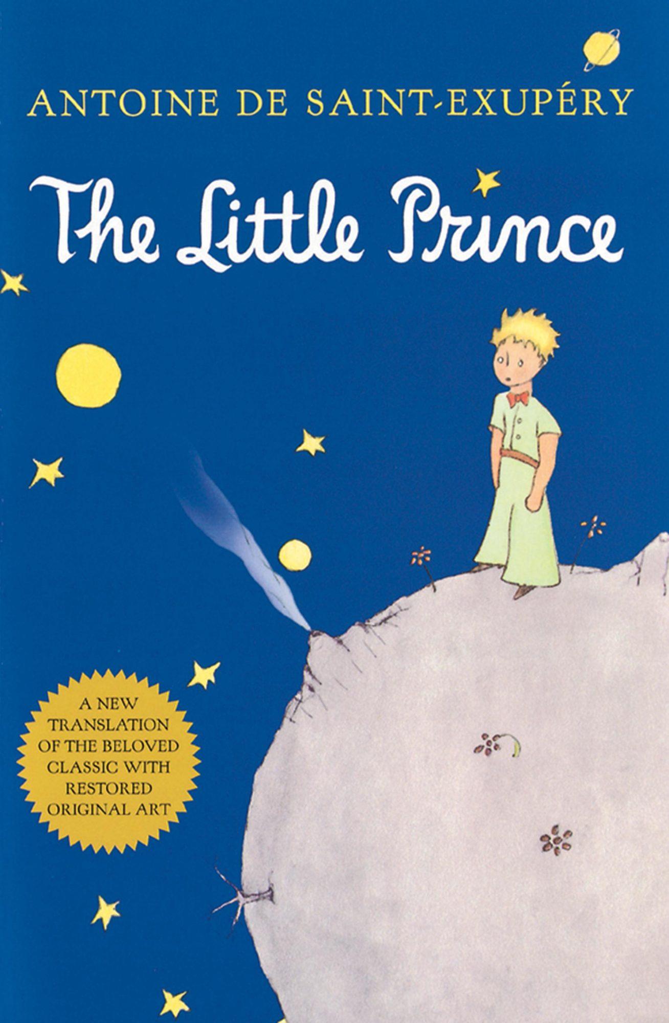 The Little Princeby Antoine de Saint-Exupery, Richard Howard (Translator)