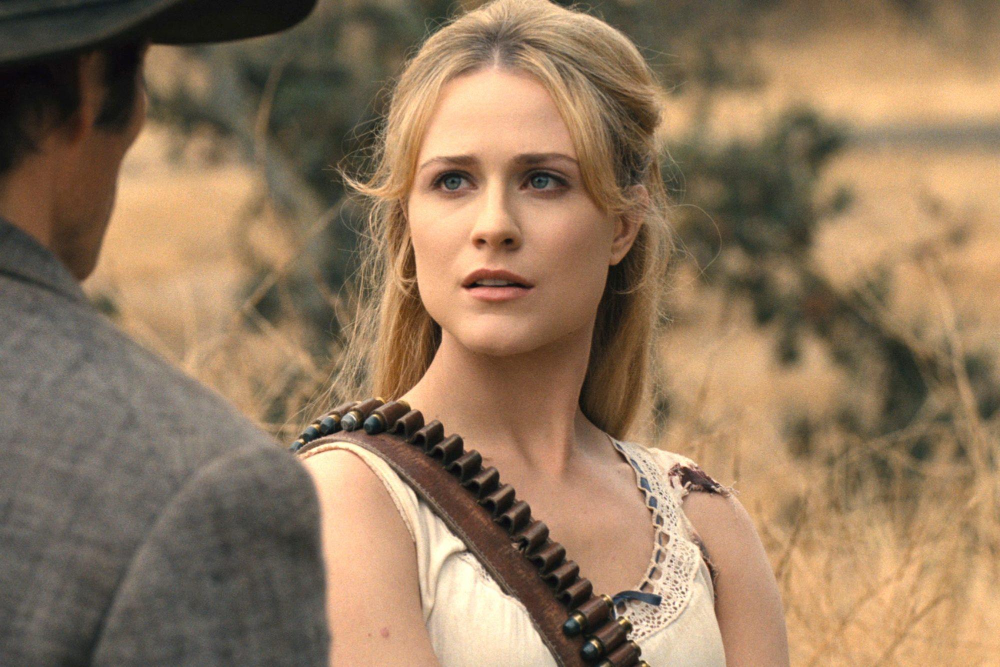 Episode 15 (season 2, episode 5), debut 5/20/18: Evan Rachel Wood.photo: HBO