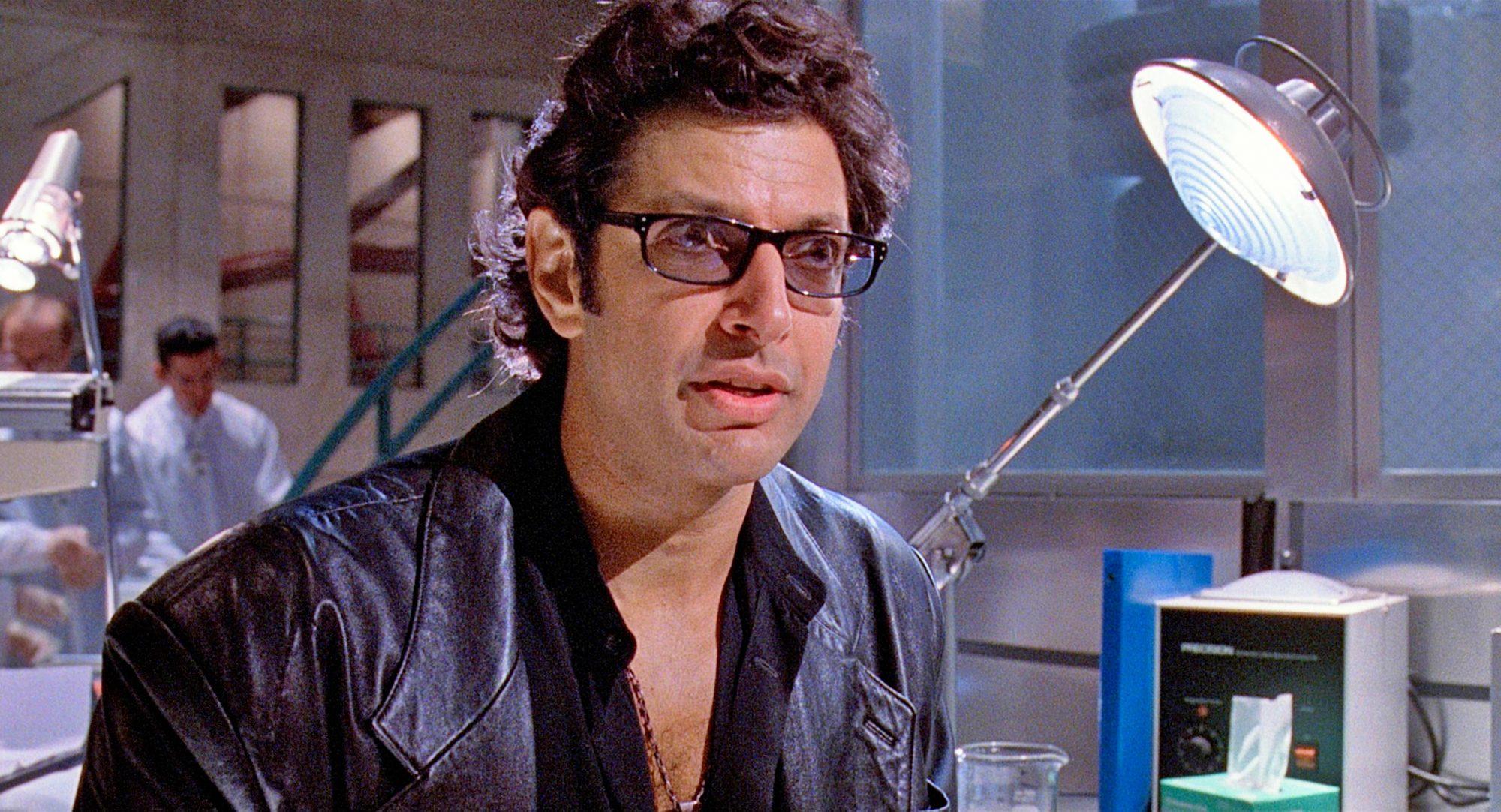 Jurassic Park (1993)Jeff Goldblum as Ian Malcolm