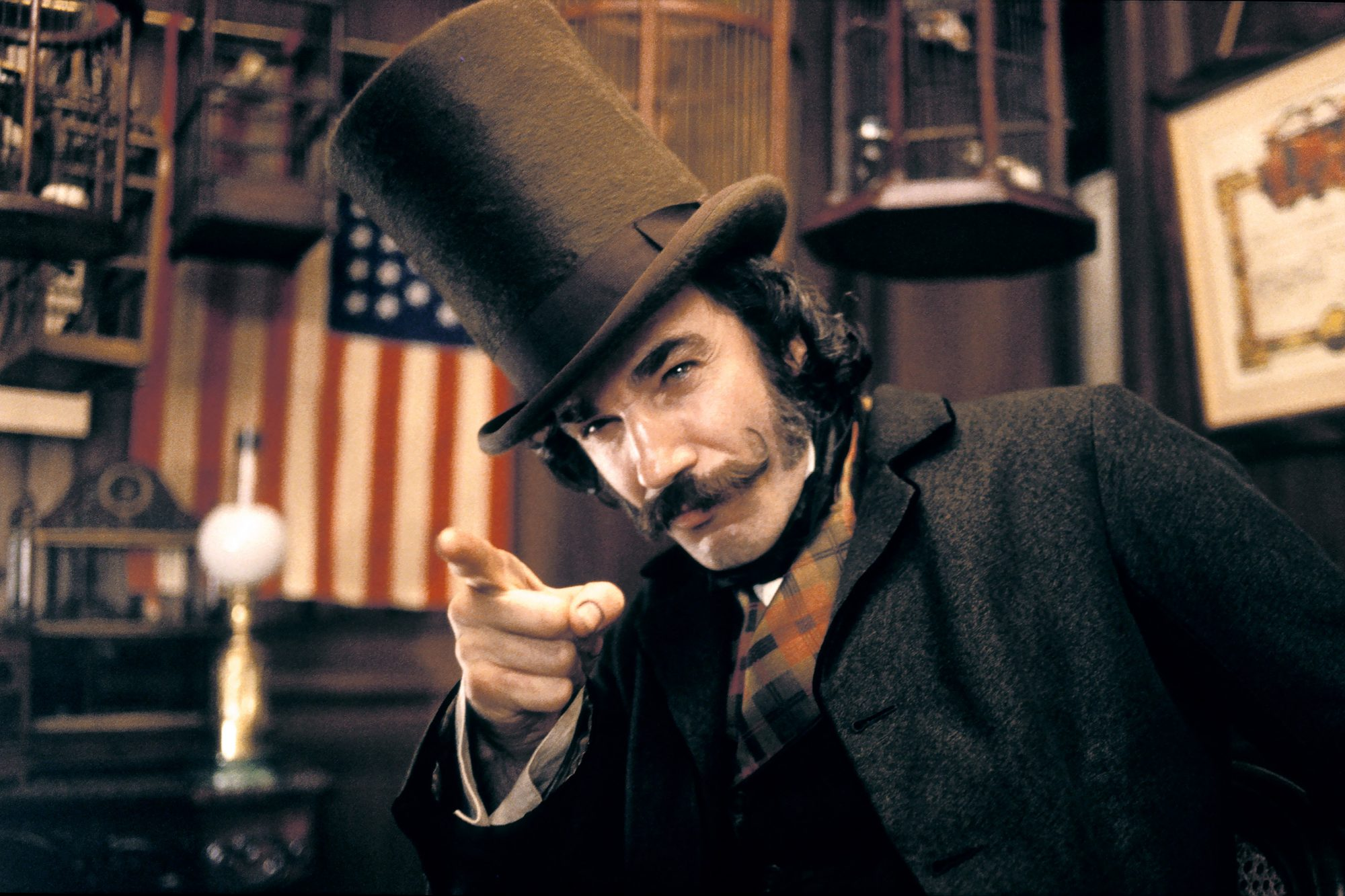 Gangs of New York (2002) Daniel Day Lewis