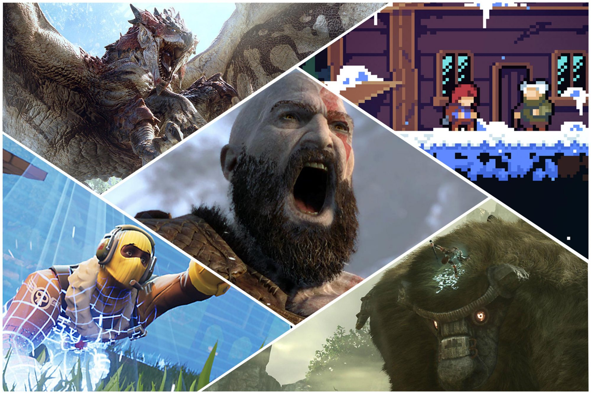 The 10 best video games of 2018 (so far)