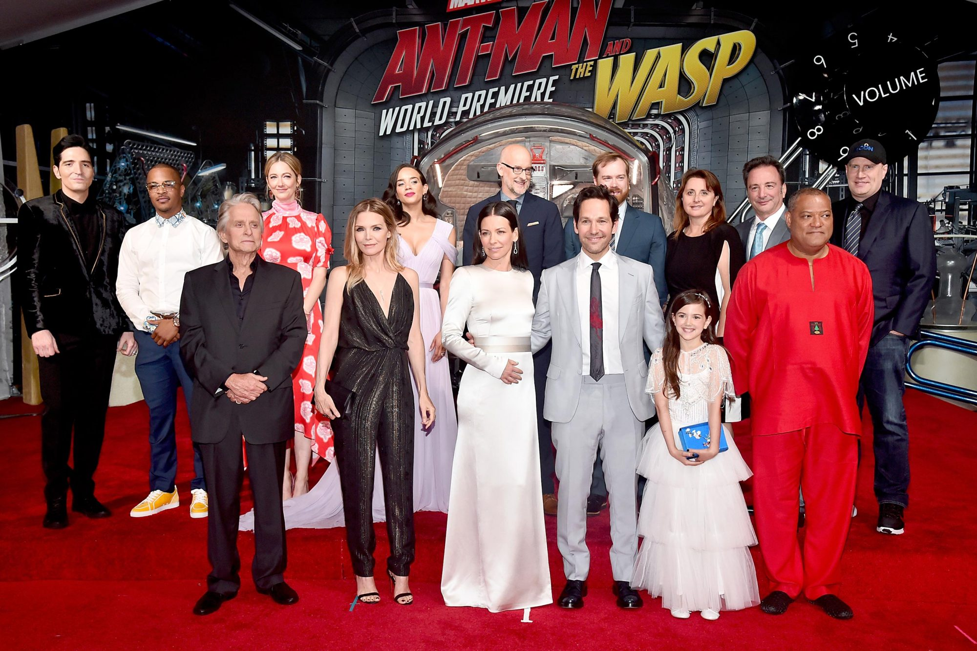 "Los Angeles Global Premiere For Marvel Studios' ""Ant-Man And The Wasp"""
