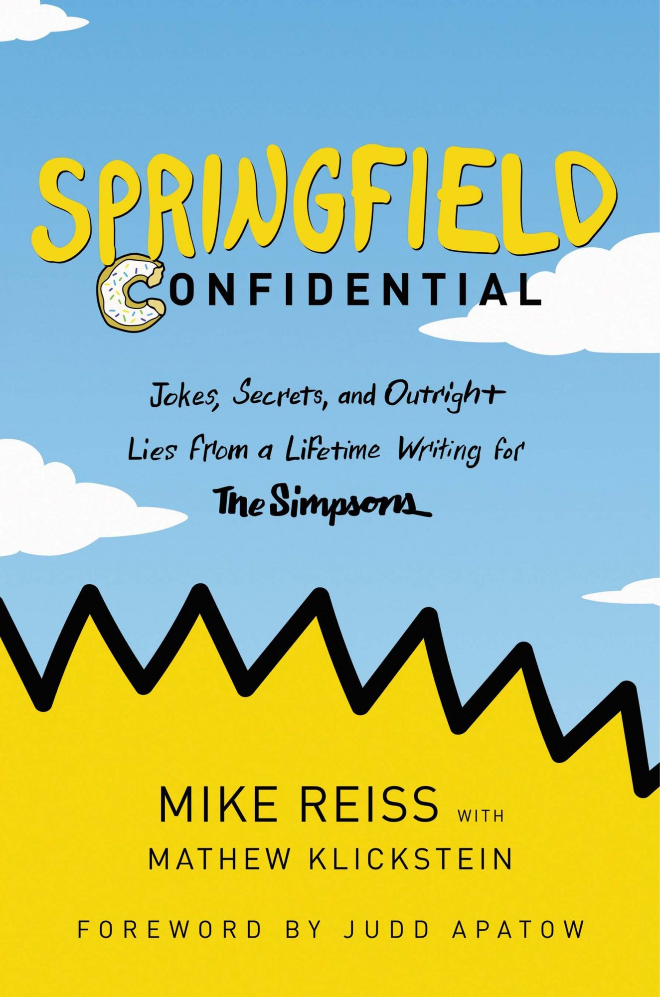 Springfield Confidential by Mike Reiss