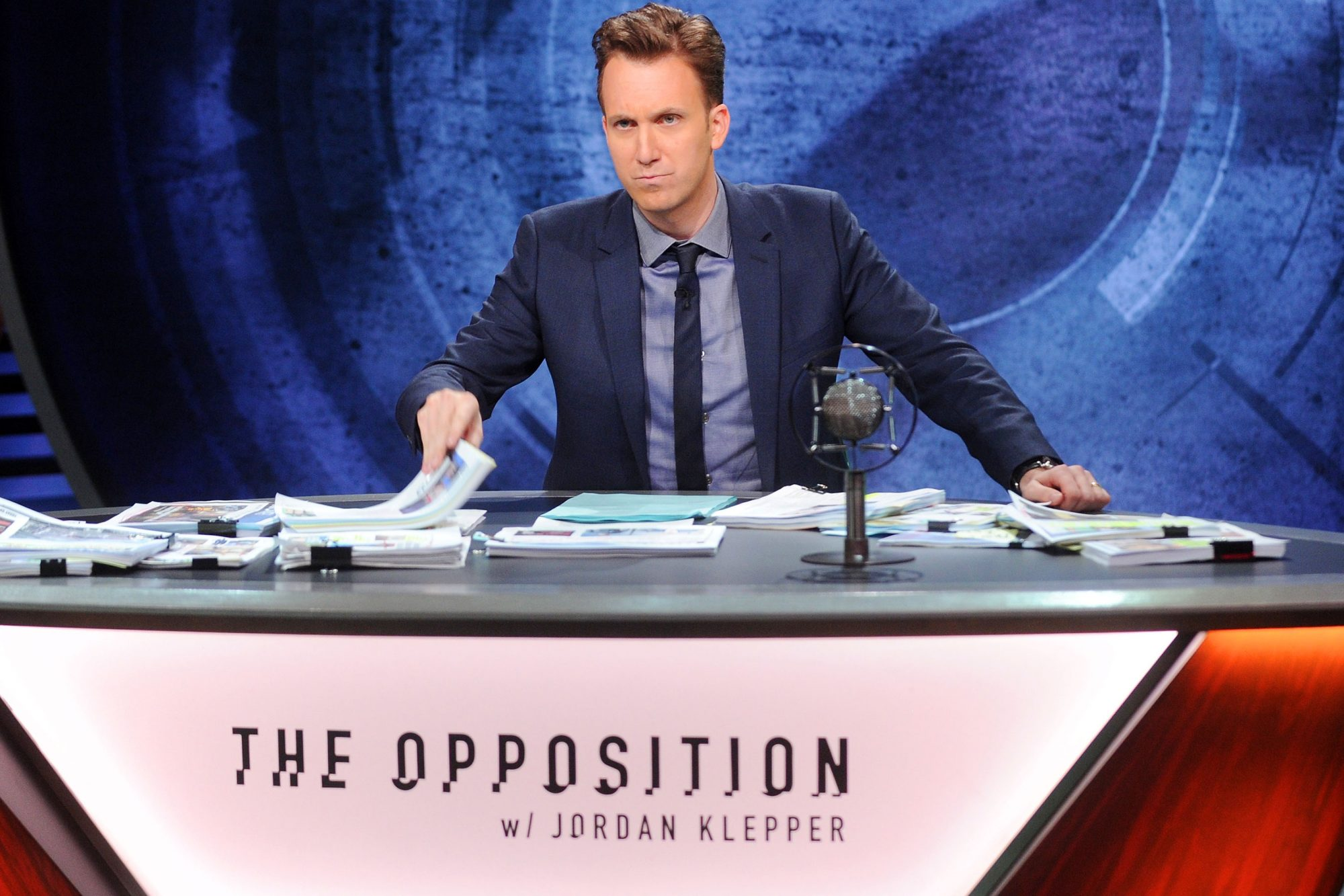"Comedy Central's ""The Opposition w/ Jordan Klepper"" Premiere"