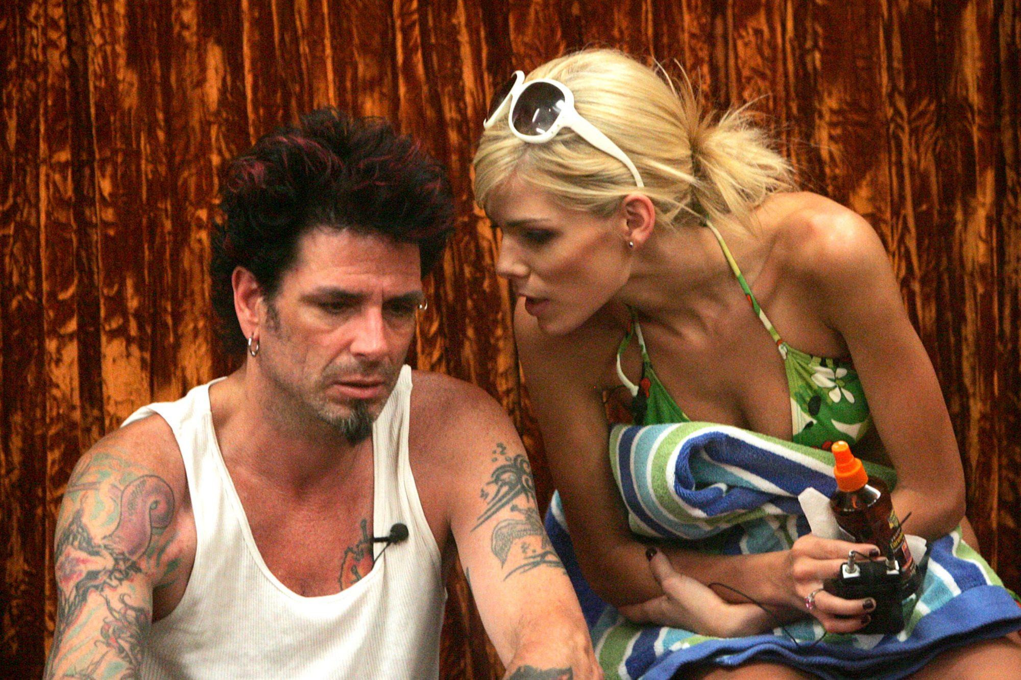 Dick and Daniele make it to the final two (season 8)