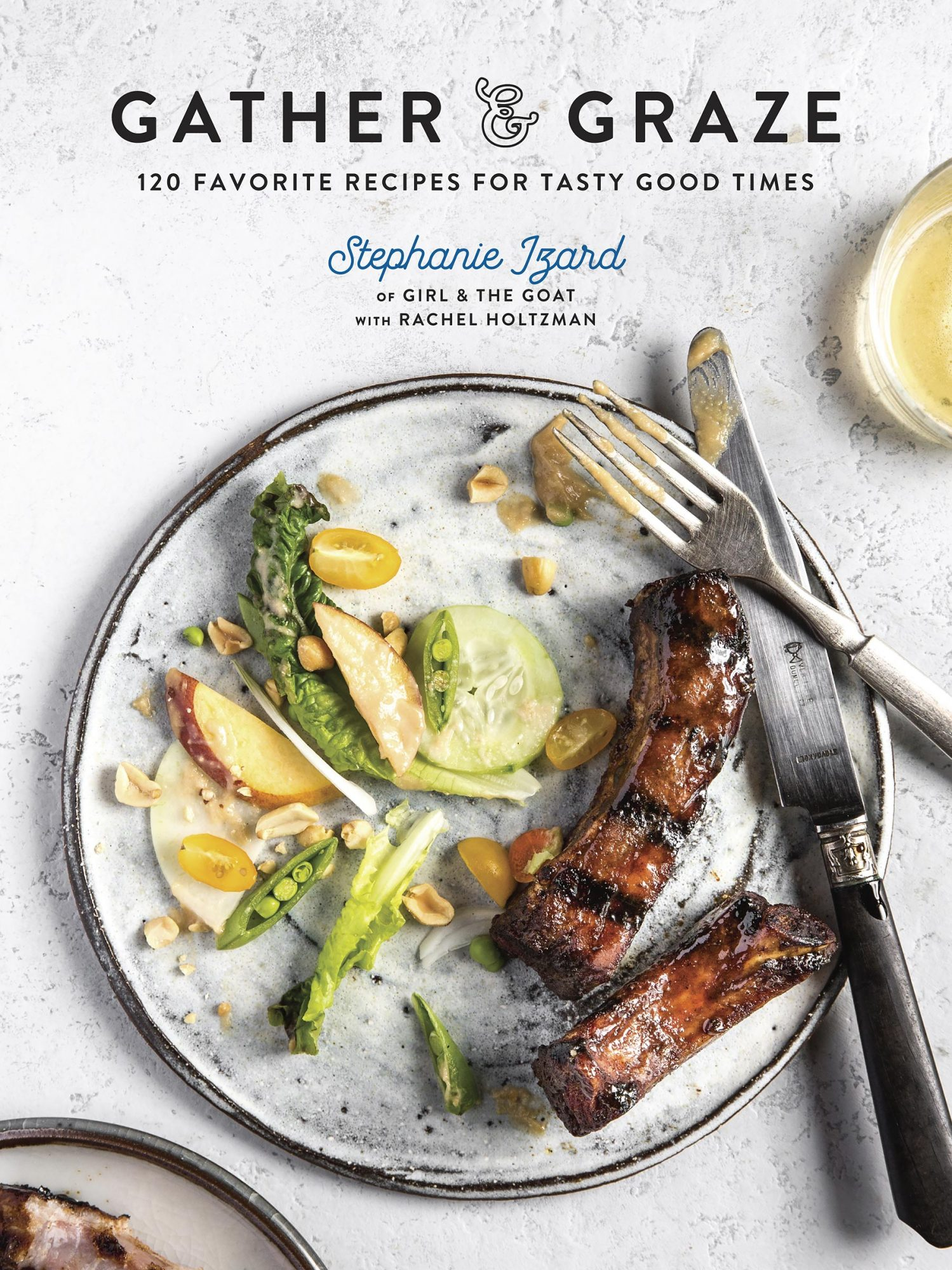 Gather & Graze, by Stephanie Izard