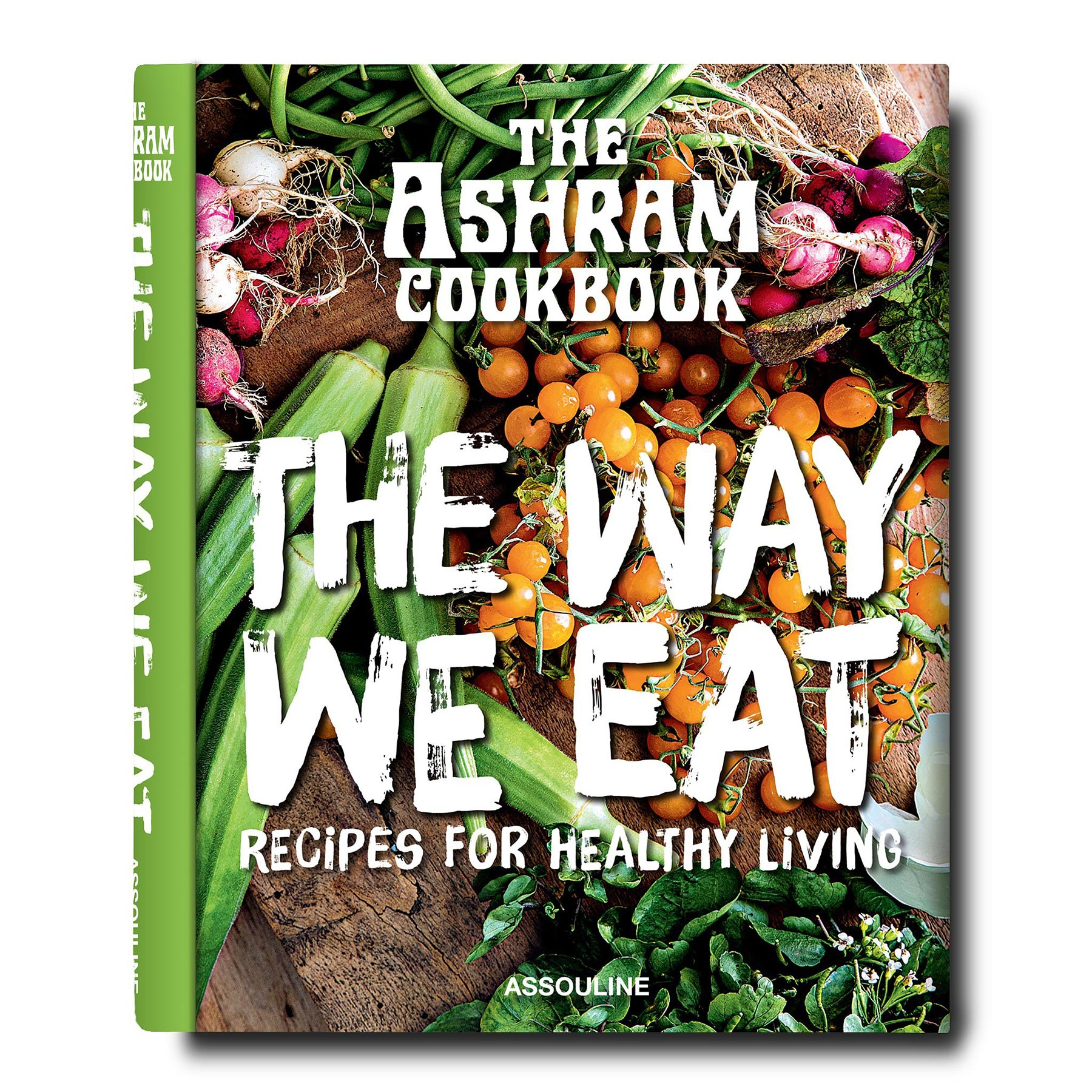 The Ashram Cookbook, by Catharina Hedberg