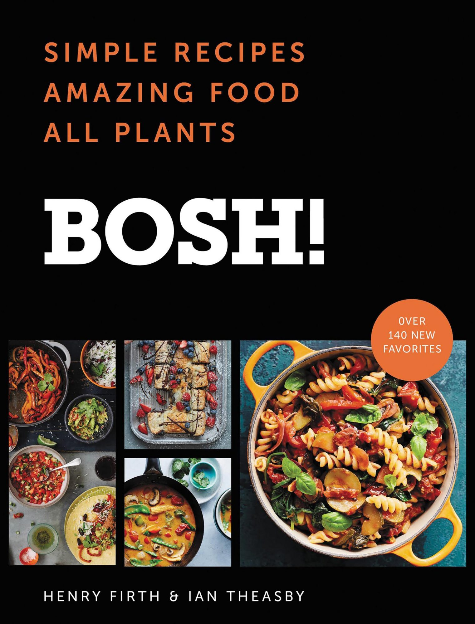 Bosh!, by Henry Firth and Ian Theasby