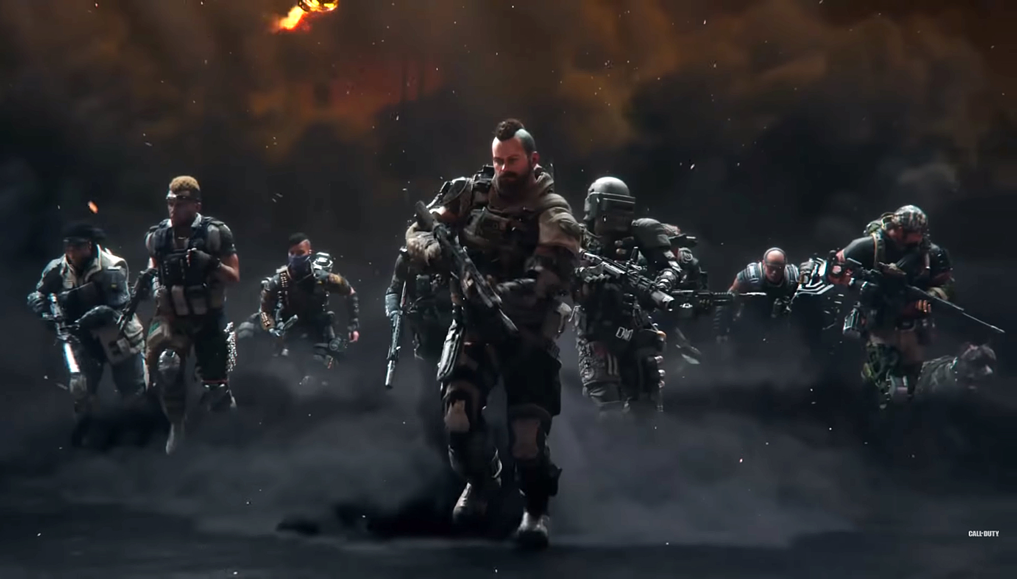 Call Of Duty Black Ops 4 Blackout Mode And League Play Details Ew Com