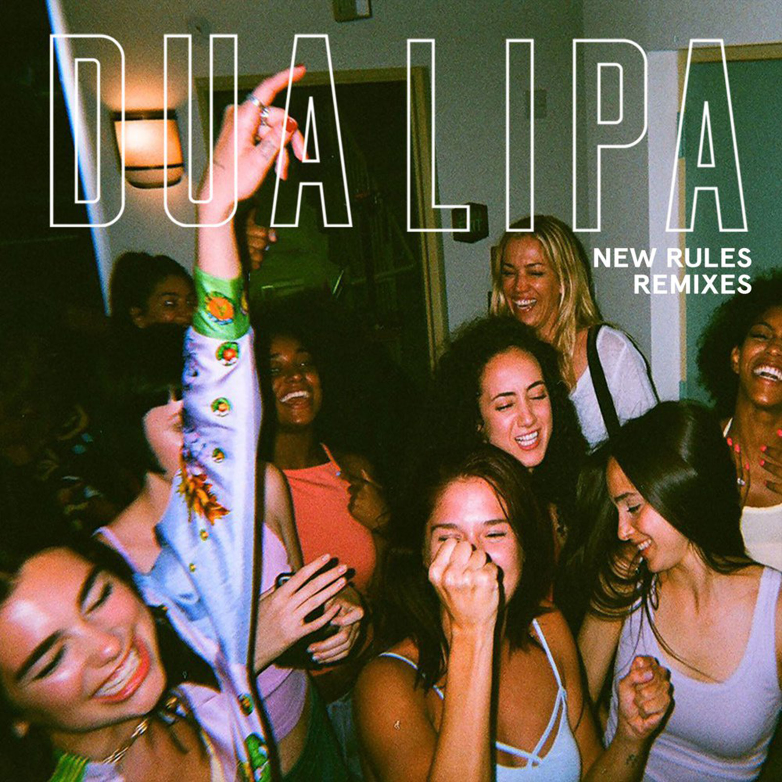 Dua Lipa —  New Rules