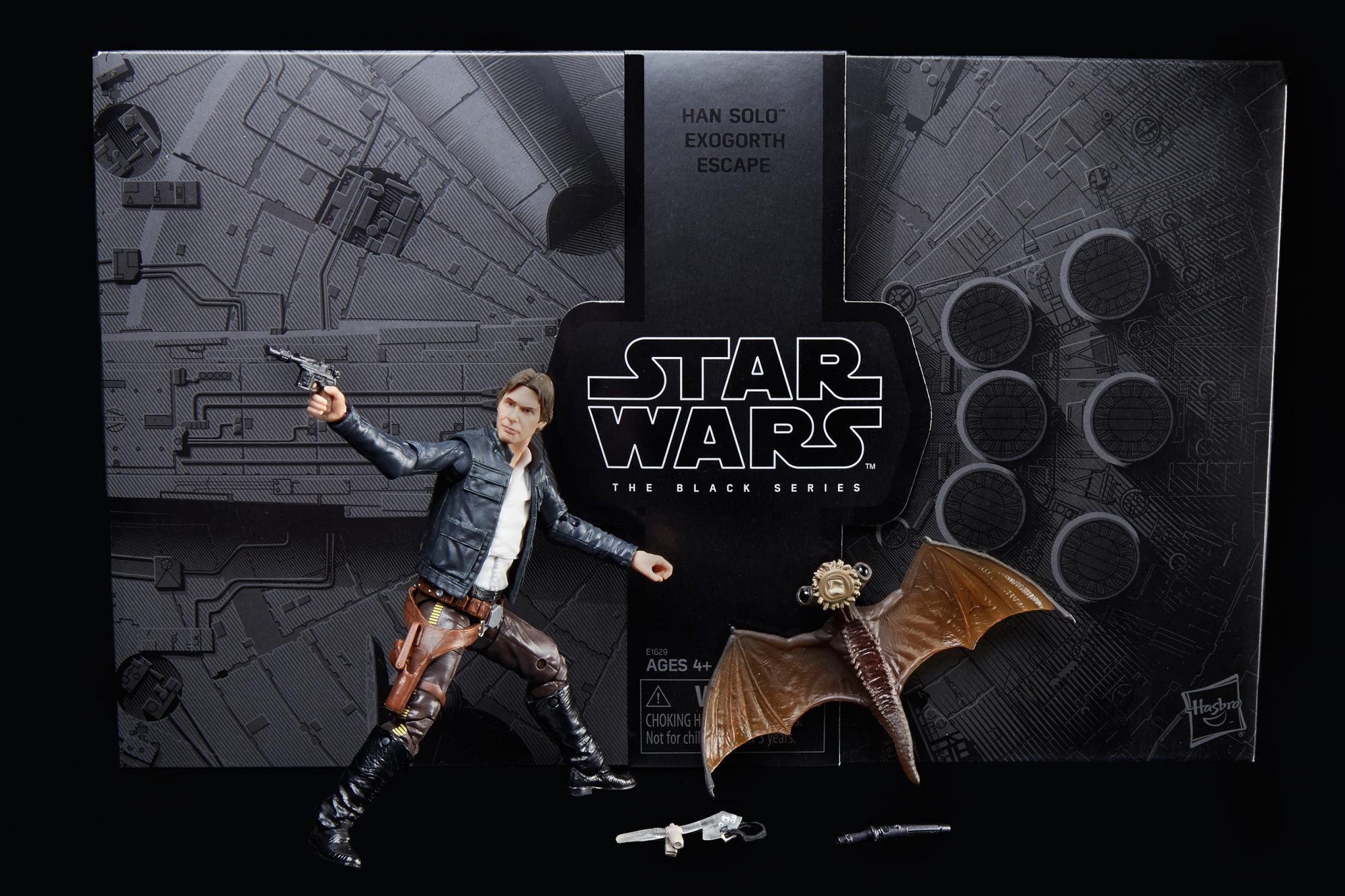 Star Wars Toys CR: Hasbro