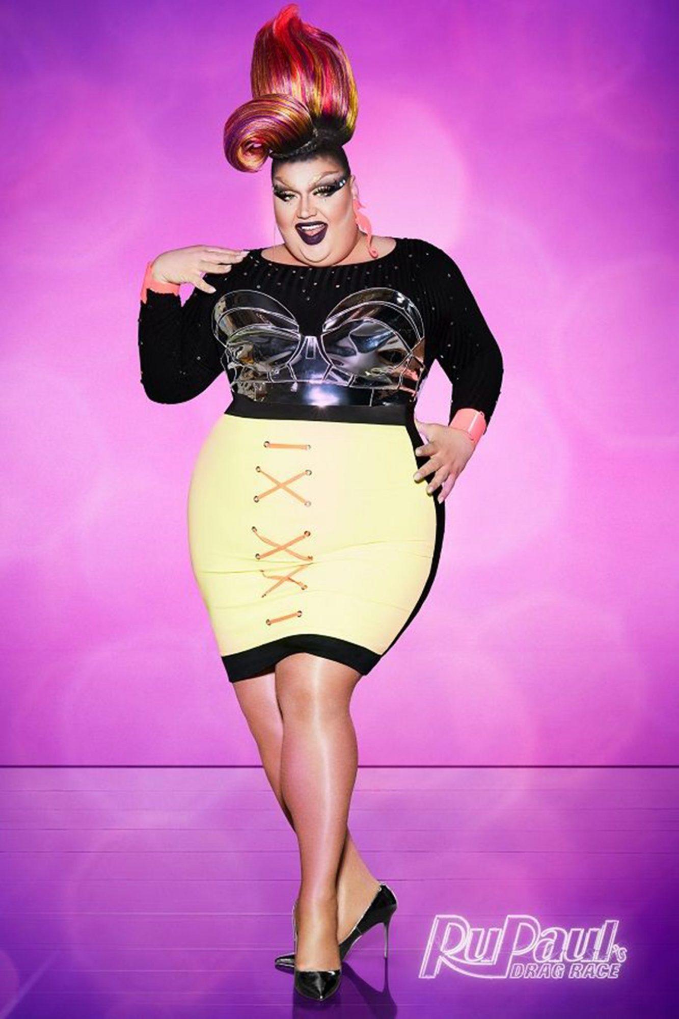 RuPaul Drag Race -- Pictured: EUREKA CR: VH1