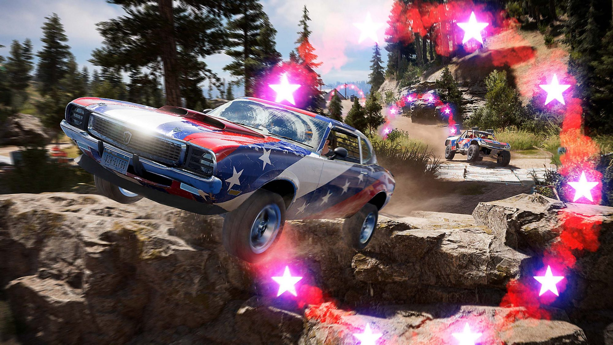 FAR CRY 5Release Date: March 27, 2018Publisher: Ubisoft