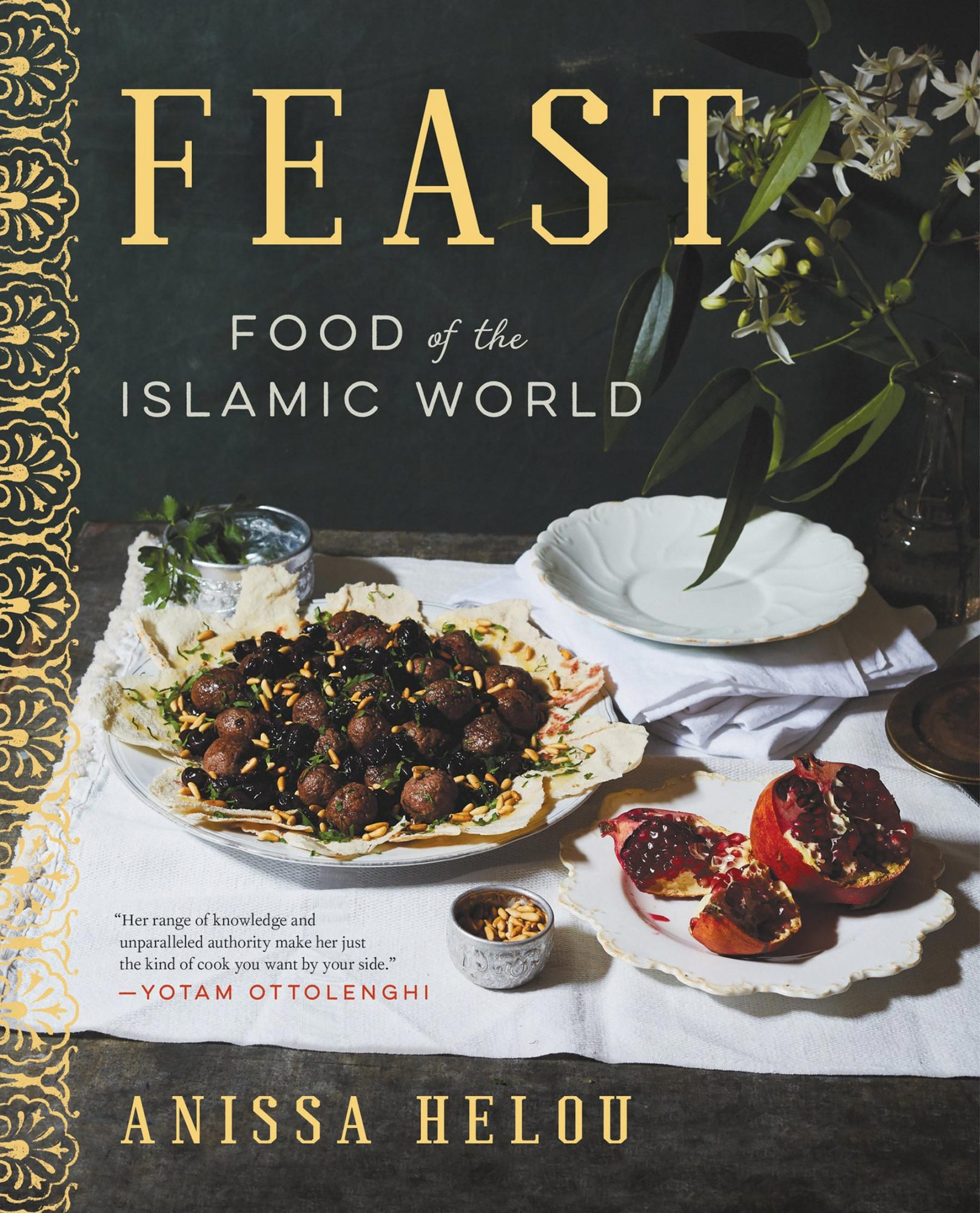 Feast: Food of the Islamic WorldBook by Anissa Helou CR: HarperCollins