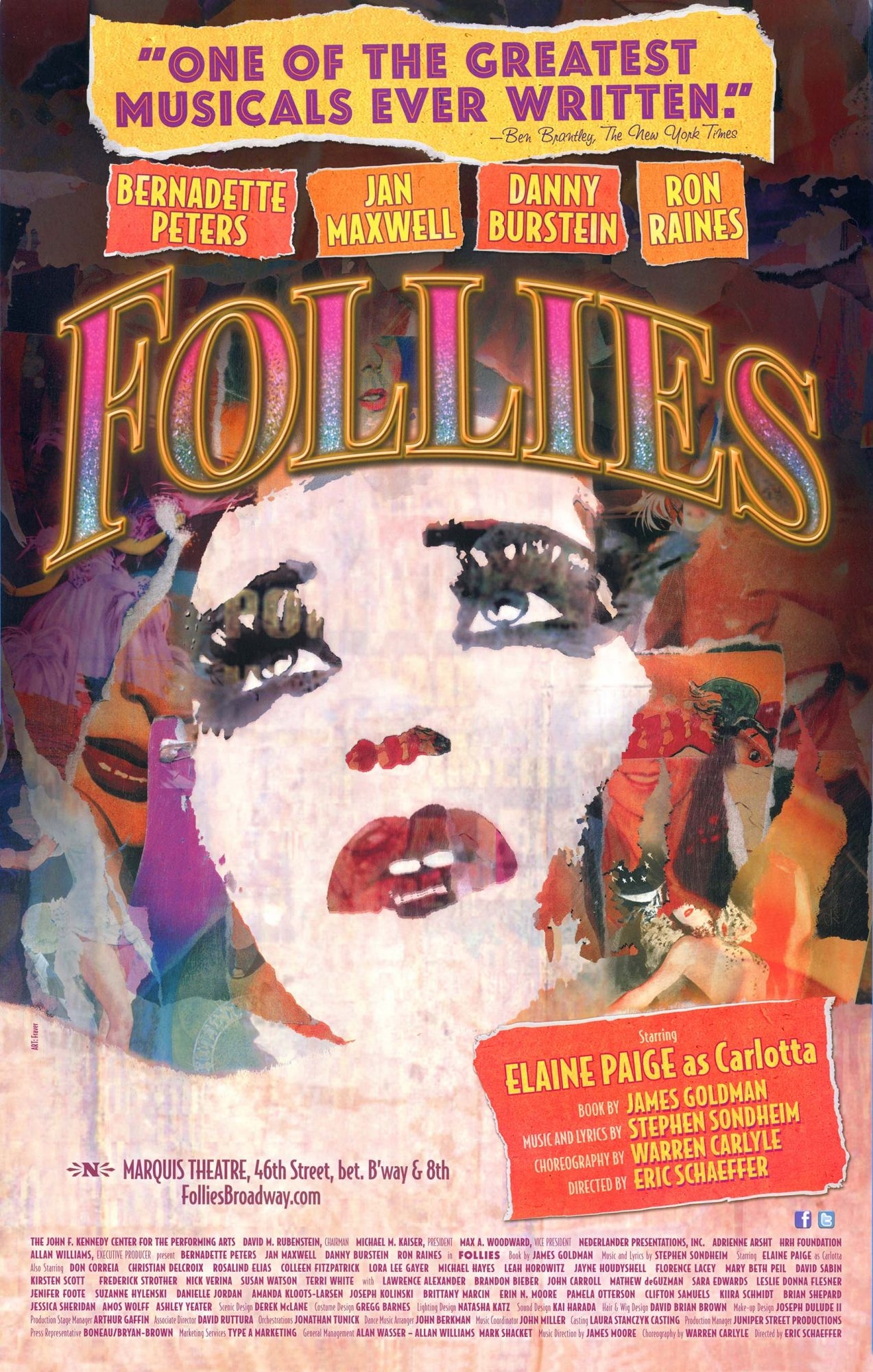 Follies Broadway